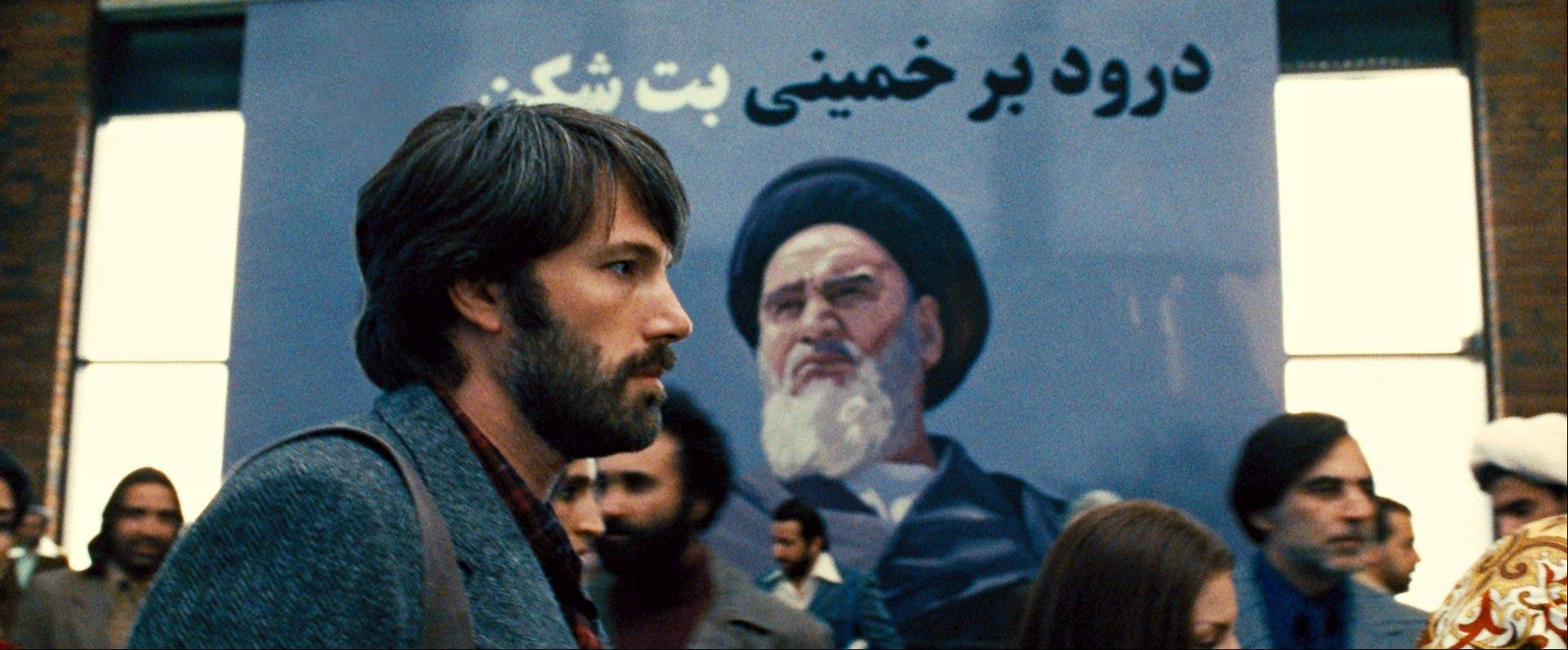 Ben Affleck's 'Argo' a white-knuckle trip to 1979 Tehran
