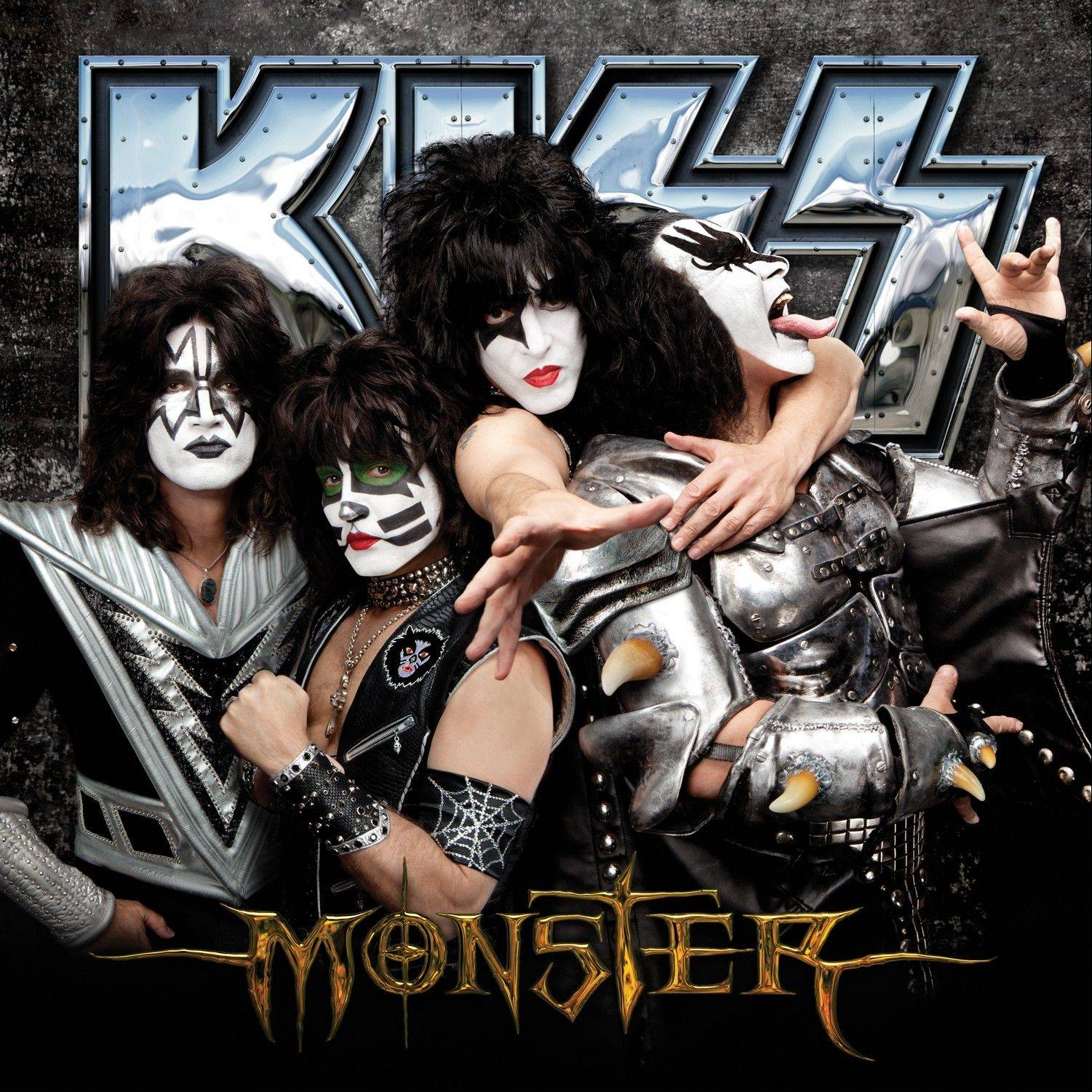 "KISS' ""Monster"""
