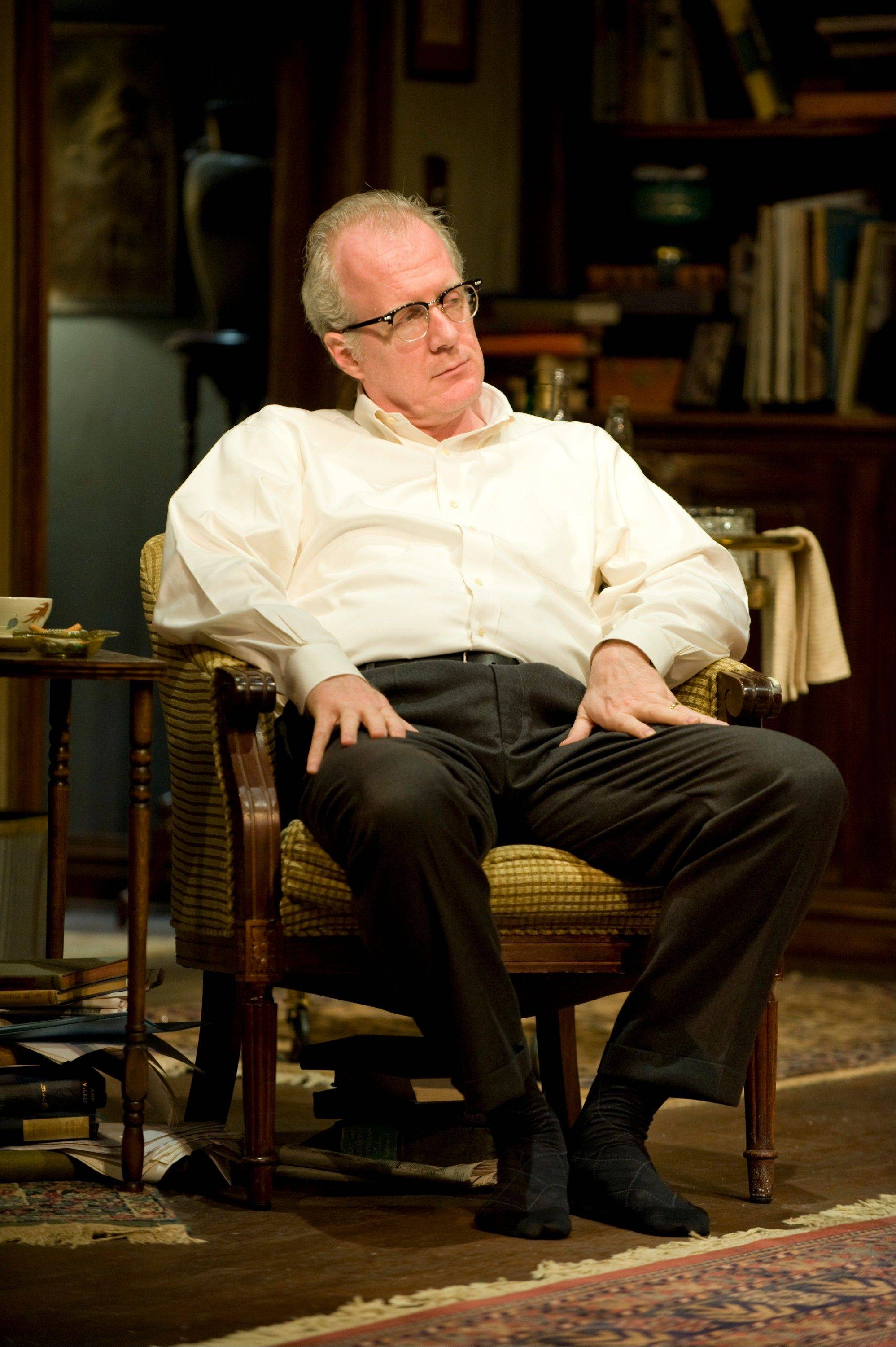 "Always a Midwesterner at heart, Tracy Letts is now starring on Broadway in Edward Albee's ""Who's Afraid of Virginia Woolf."""