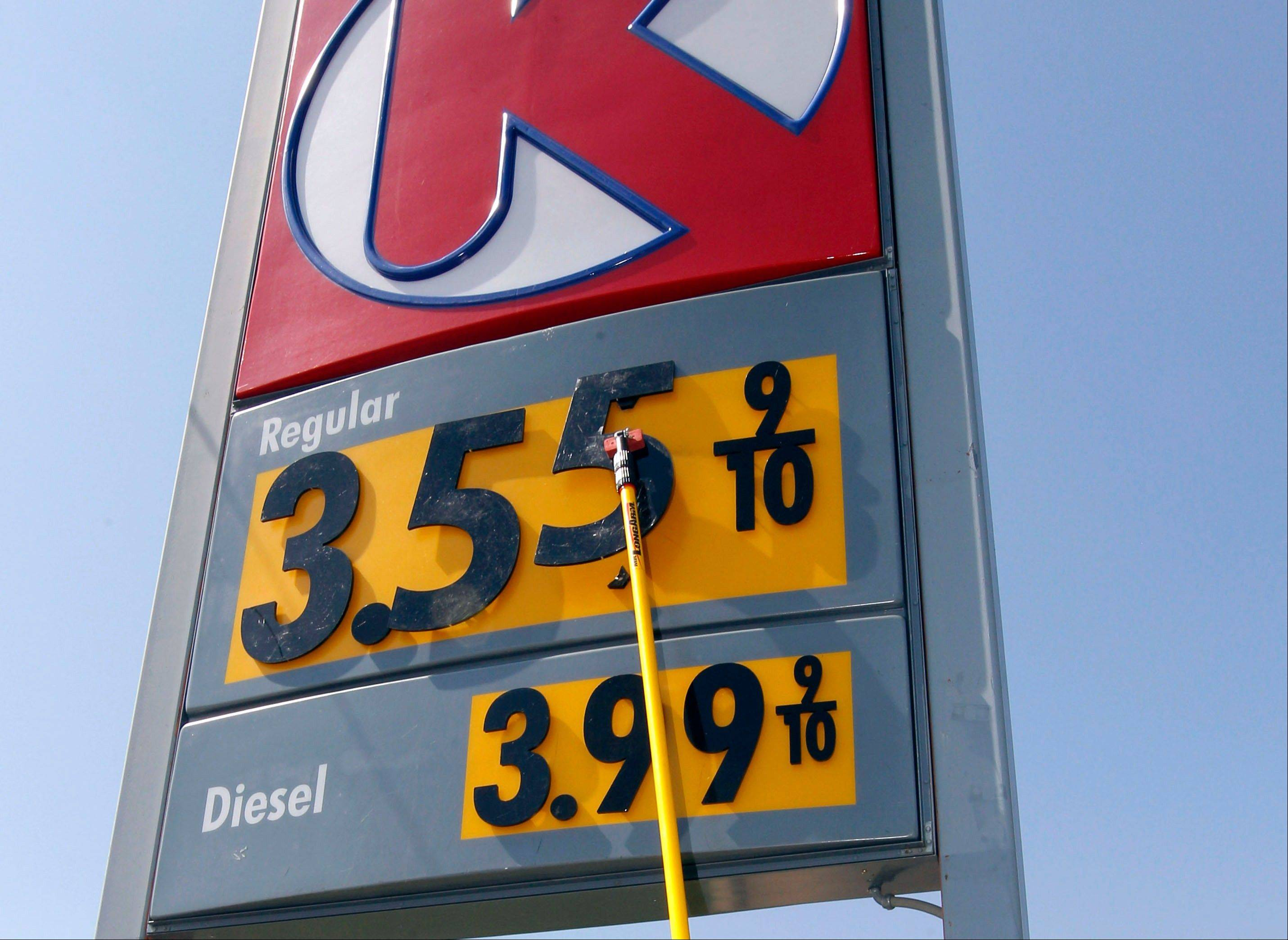 A second month of sharp gains in gasoline costs drove wholesale prices higher in September. But outside of the surge in energy, prices were well contained. Wholesale prices rose 1.1 percent in September following 1.7 percent gain in August which had been the largest one-month gain in more than three years, the Labor Department said Friday, Oct. 12, 2012.