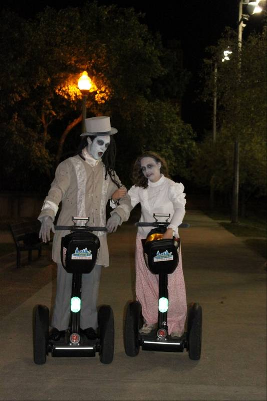 Absolutely Chicago Segway Haunted Tour
