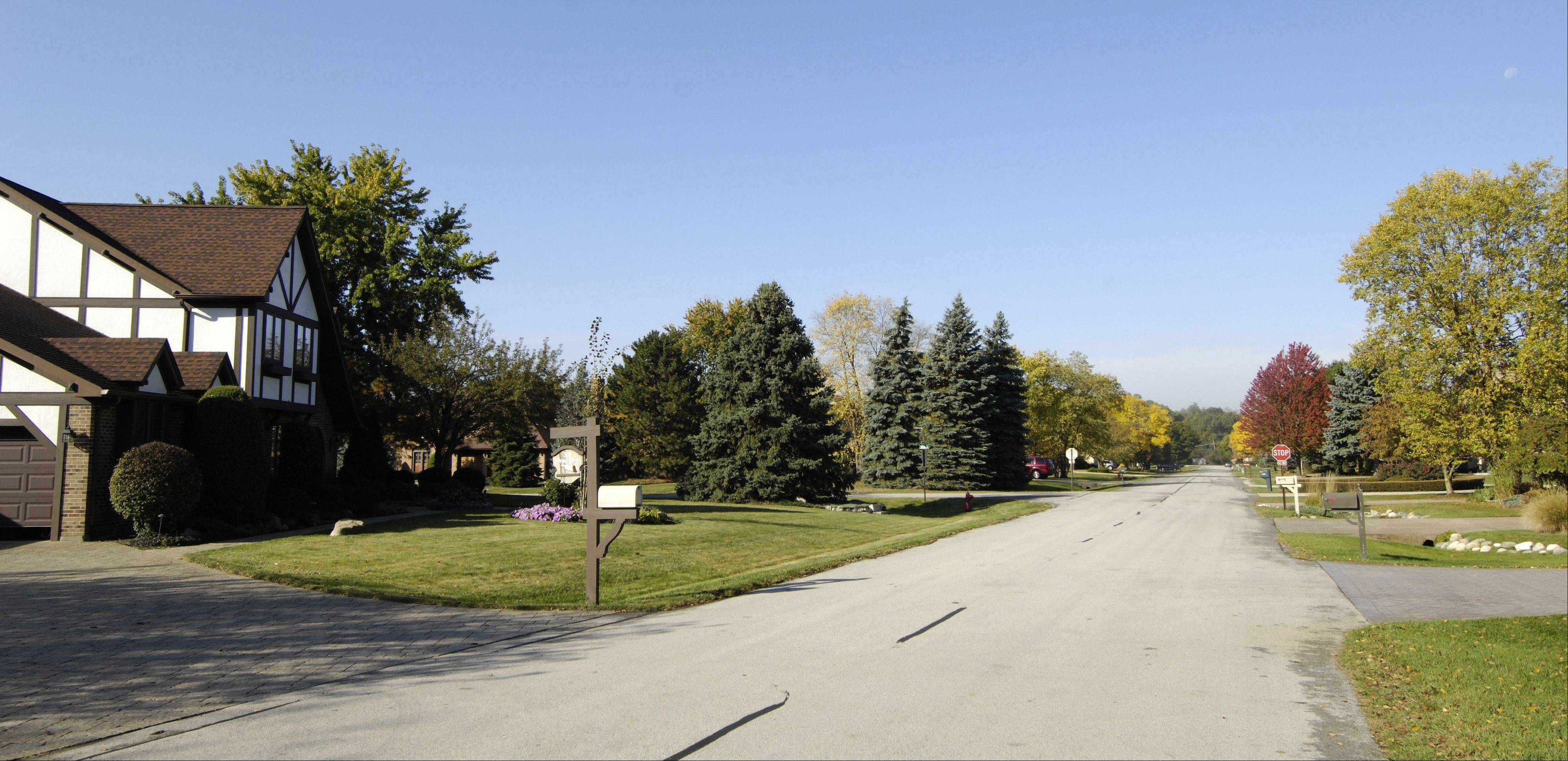 Residential lots in Lake Claire Estates are a minimum of one-half acre, which is larger than most suburban neighborhoods.