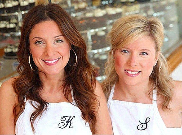 "Georgetown Cupcakes owners and sisters -- Katherine Kallinis Berman and Sophie Kallinis LaMontagne -- will talk about their new book, ""Sweet Celebrations,"" and their adventures filming their reality show, ""D.C. Cupcakes"" at the Indian Trails library, at 1 p.m. Oct. 18."