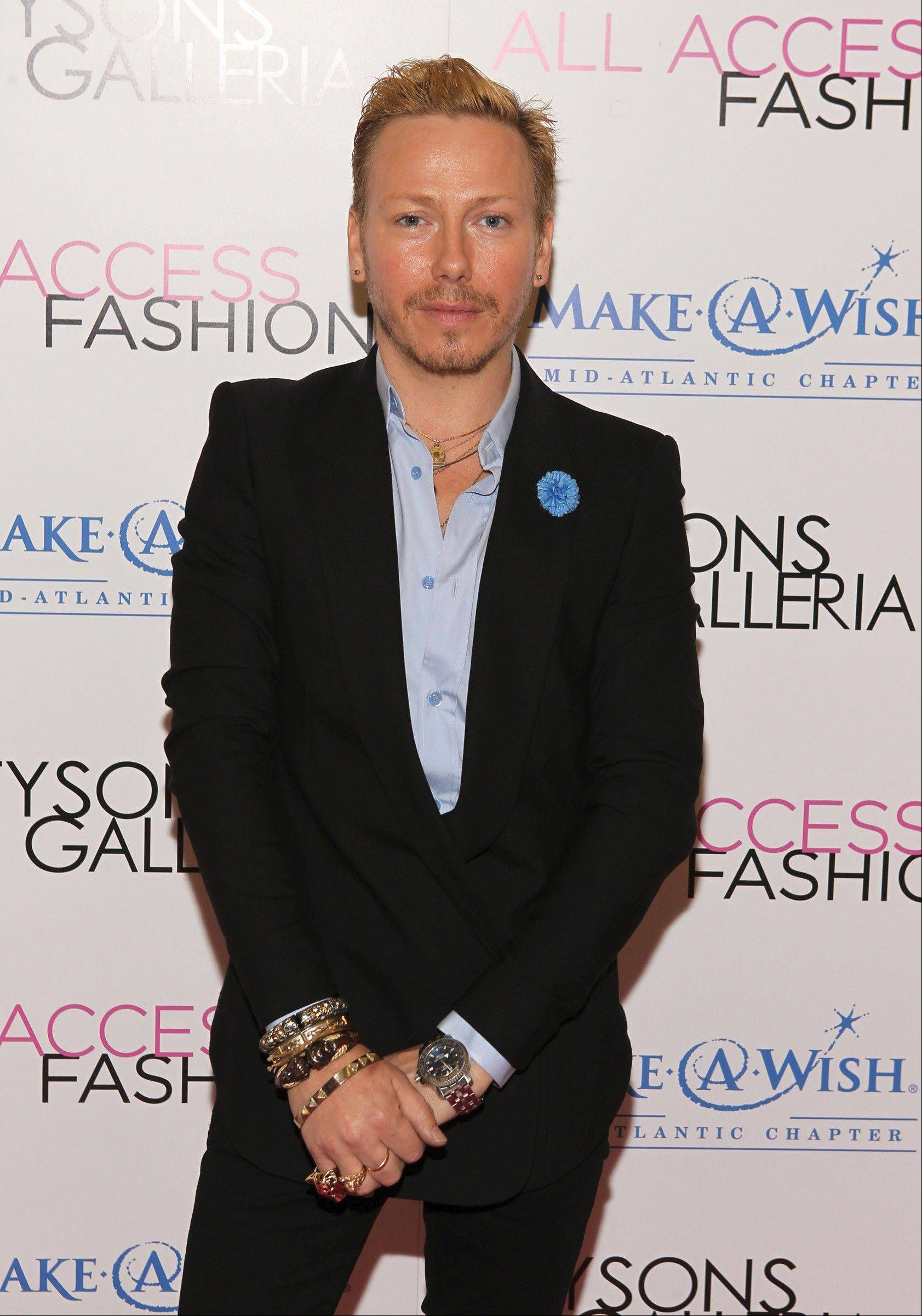 "Eric Daman is the Emmy-winning costume designer who created looks for the Carrie Bradshaw character in ""Sex and the City"" and Blair Waldorf in ""Gossip Girl."""
