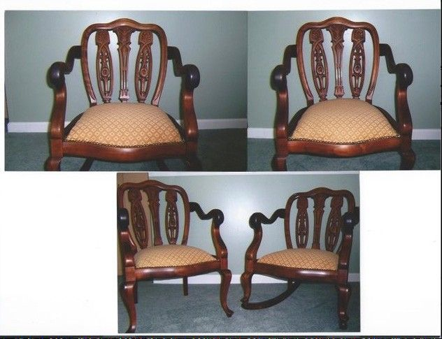 Whether These Early 20th Century Chairs Are English Or American Makes Very Little Difference In The