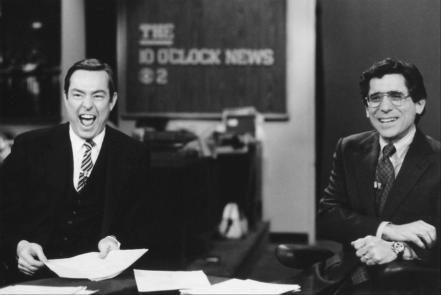 "Saying something to coax a laugh from Bill Kurtis was one of Walter Jacobson's talents when the two anchormen first were paired on CBS 2 News, which dominated the market from 1973 until 1982. Reunited in 2010, the pair plan to step away from their anchor duties in February, but Jacobson says he'd love to continue reporting his award-winning ""Walter's Perspective"" commentaries."