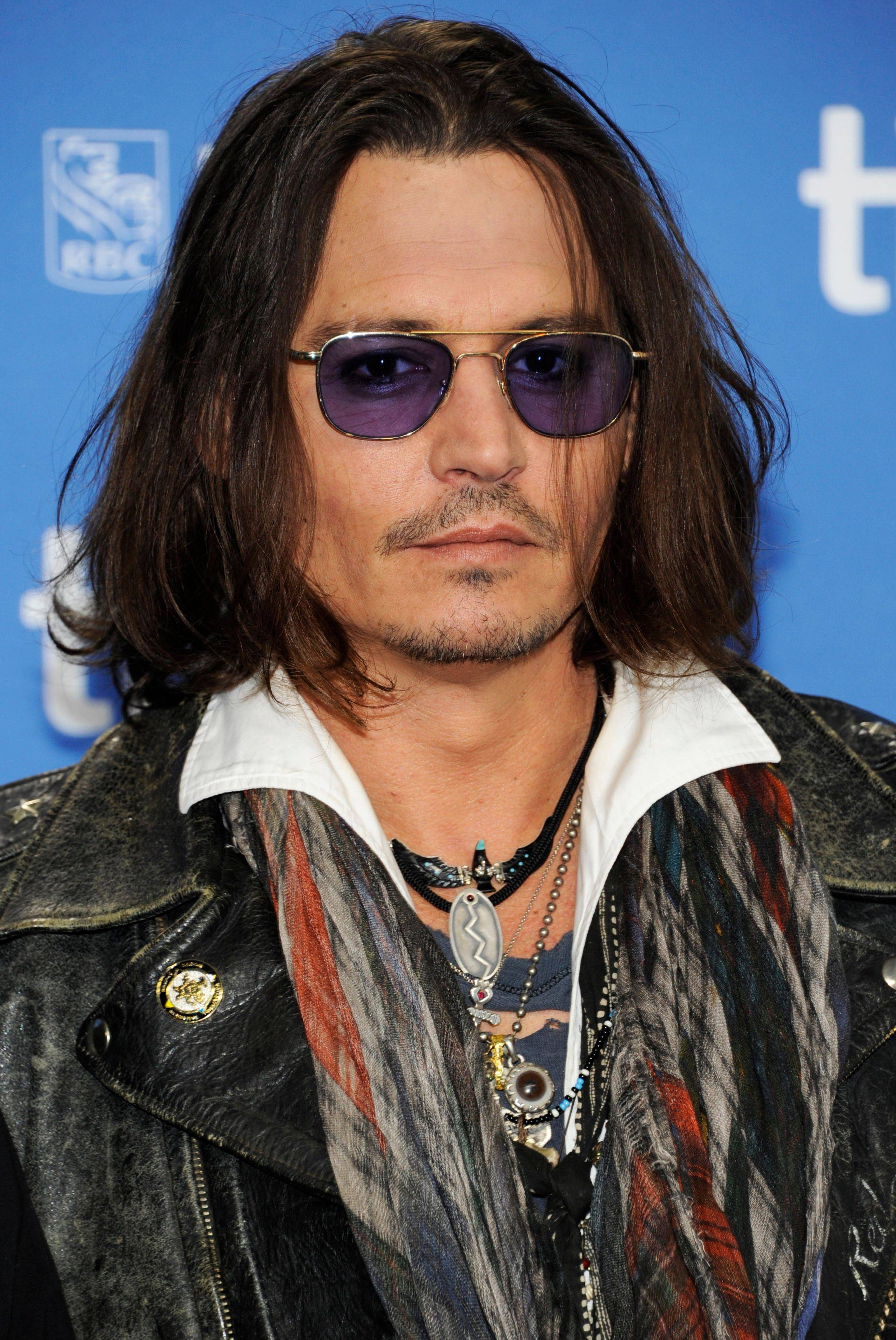 "Actor Johnny Depp will help run an imprint that will be a home for ""authentic, outspoken and visionary"" books."