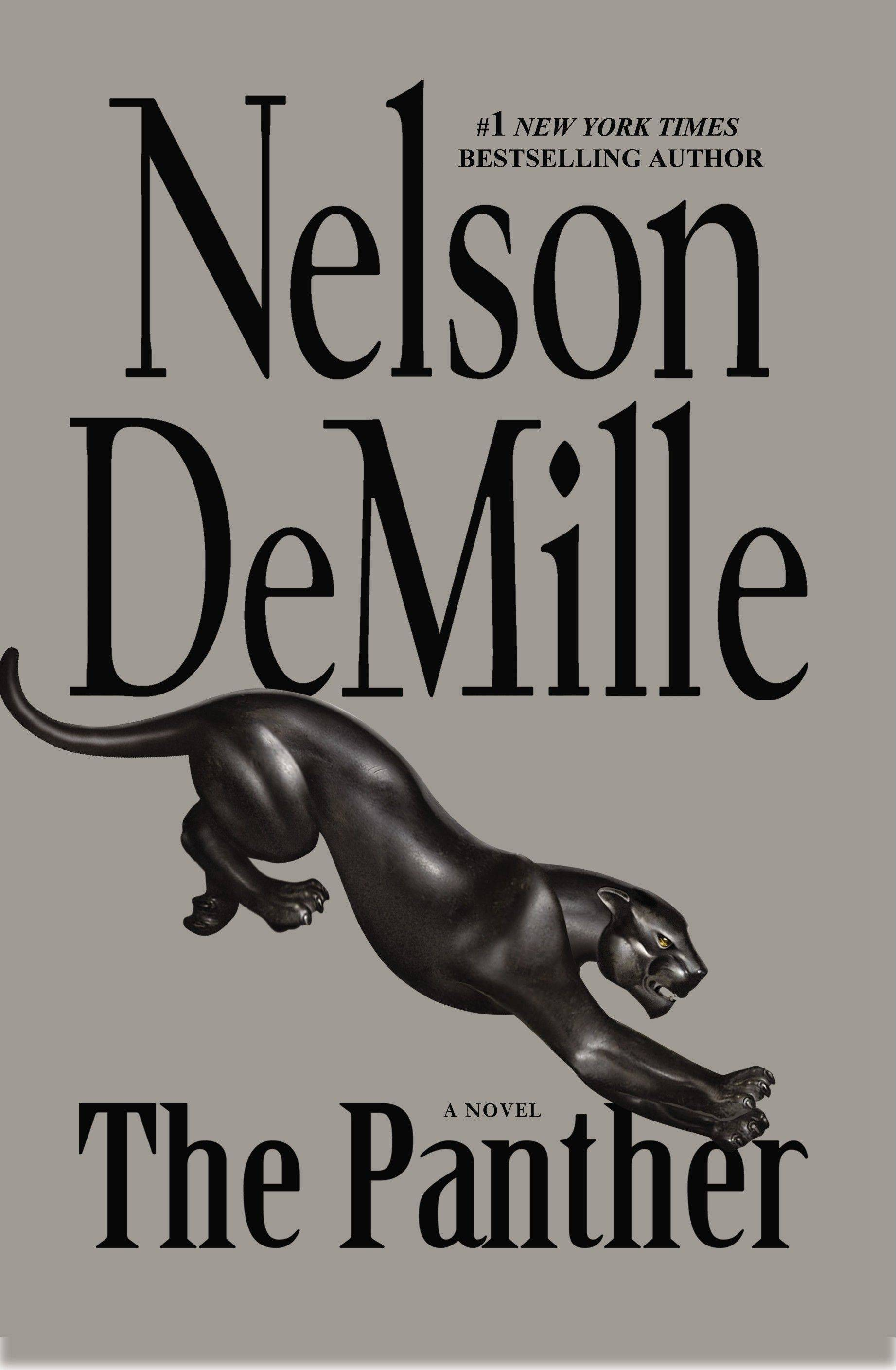 """The Panther"" by Nelson DeMille"