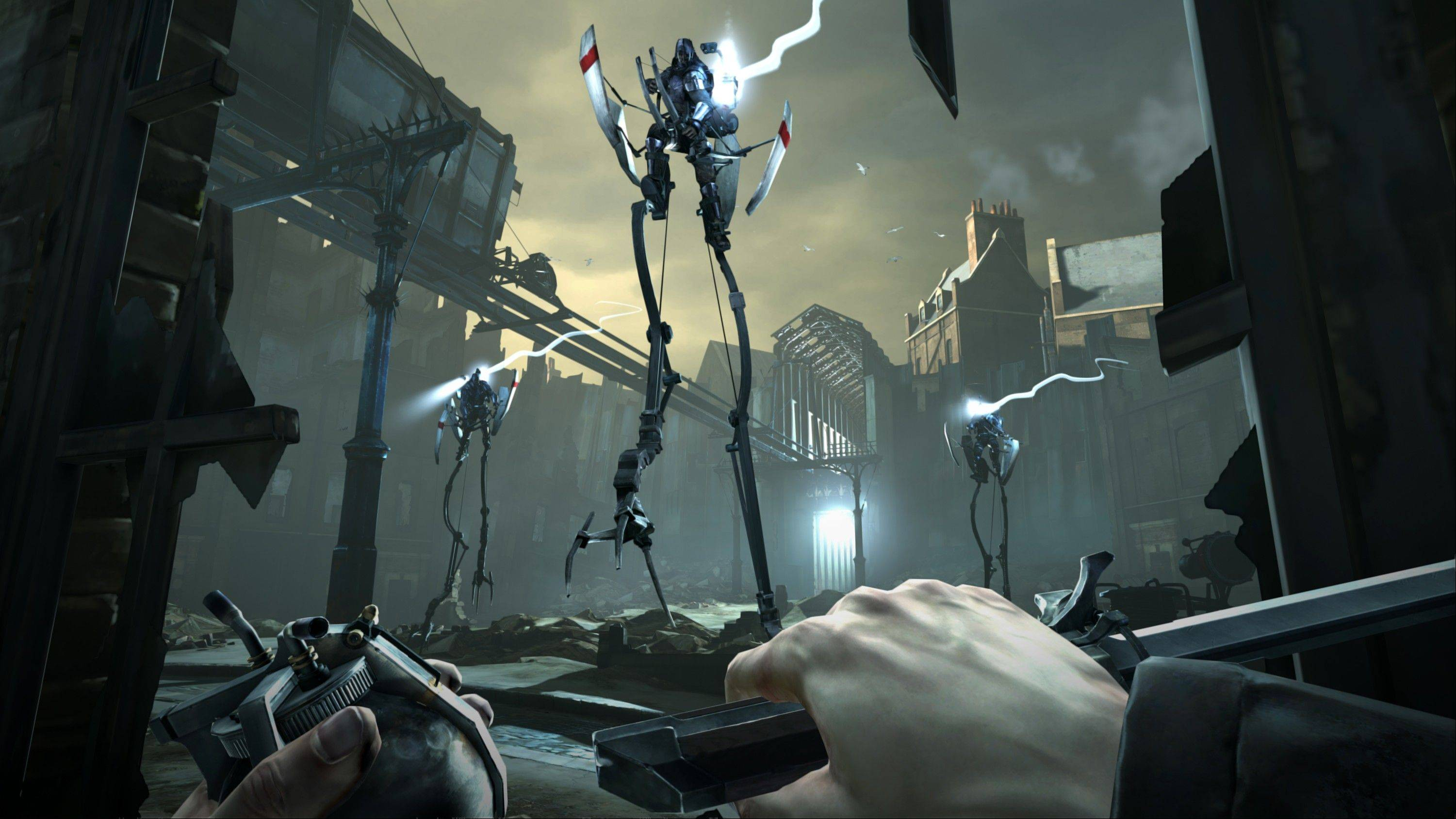 """Dishonored"" doesn't follow industry trends, which is what makes it one of the year's finest games."