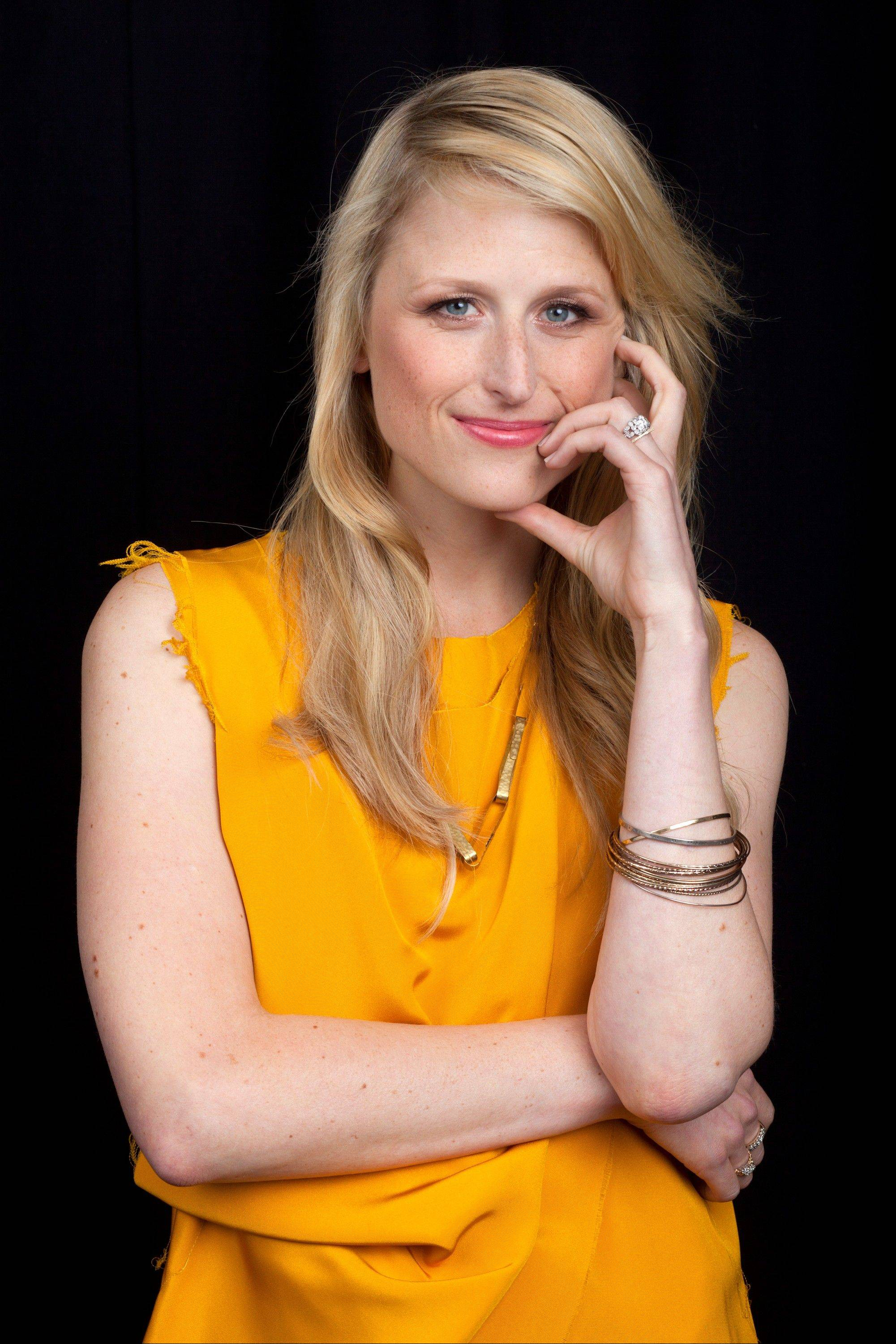 "Mamie Gummer stars as the title character ""Emily Owens M.D."" in the new CW drama series that premieres at 8 p.m. Tuesday, Oct. 16."
