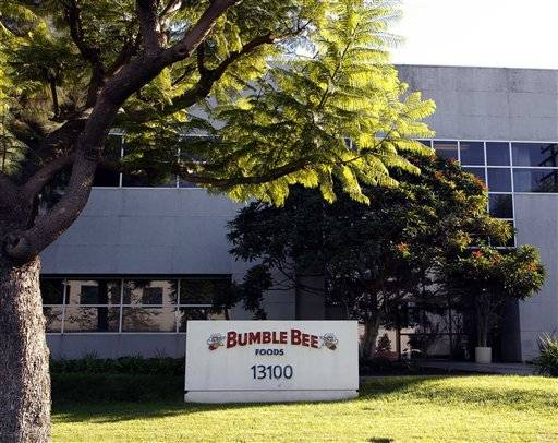 The Bumble Bee tuna processing plant in Santa Fe Springs, Calif. Workplace safety investigators and a grieving family, searched for an explanation on how a worker was cooked to death at the plant.