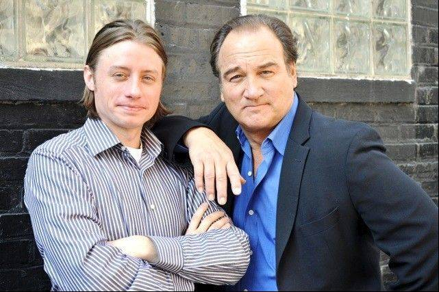 Kyle Lane and Wheaton native Jim Belushi are partners in the Comedy Bar, a Chicago improv and stand-up venue.