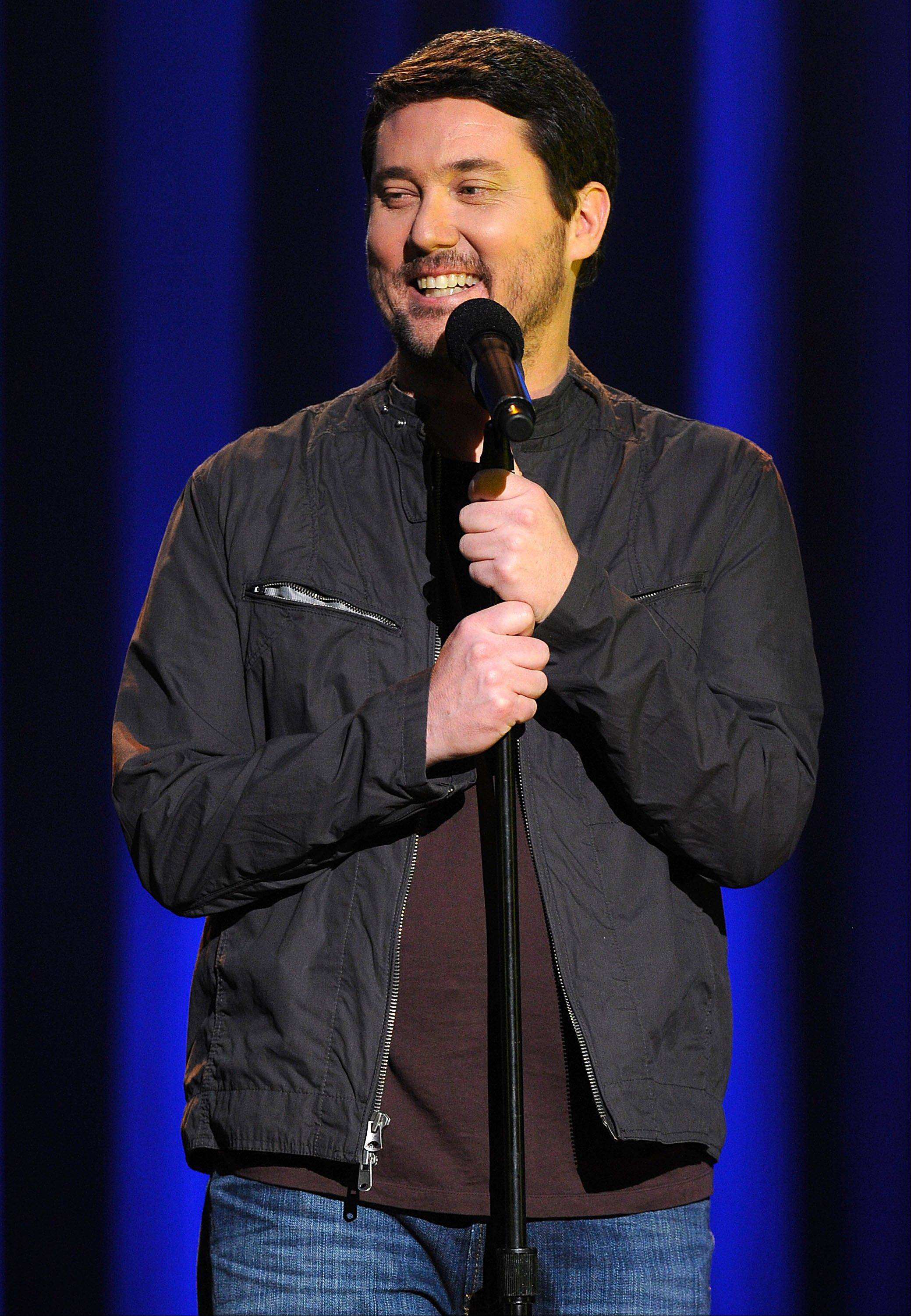 "Comedian Doug Benson, pictured here in the Comedy Central show ""The Benson Interruption,"" will make a special appearance at Zanies in Rosemont on Sunday, Oct. 21."