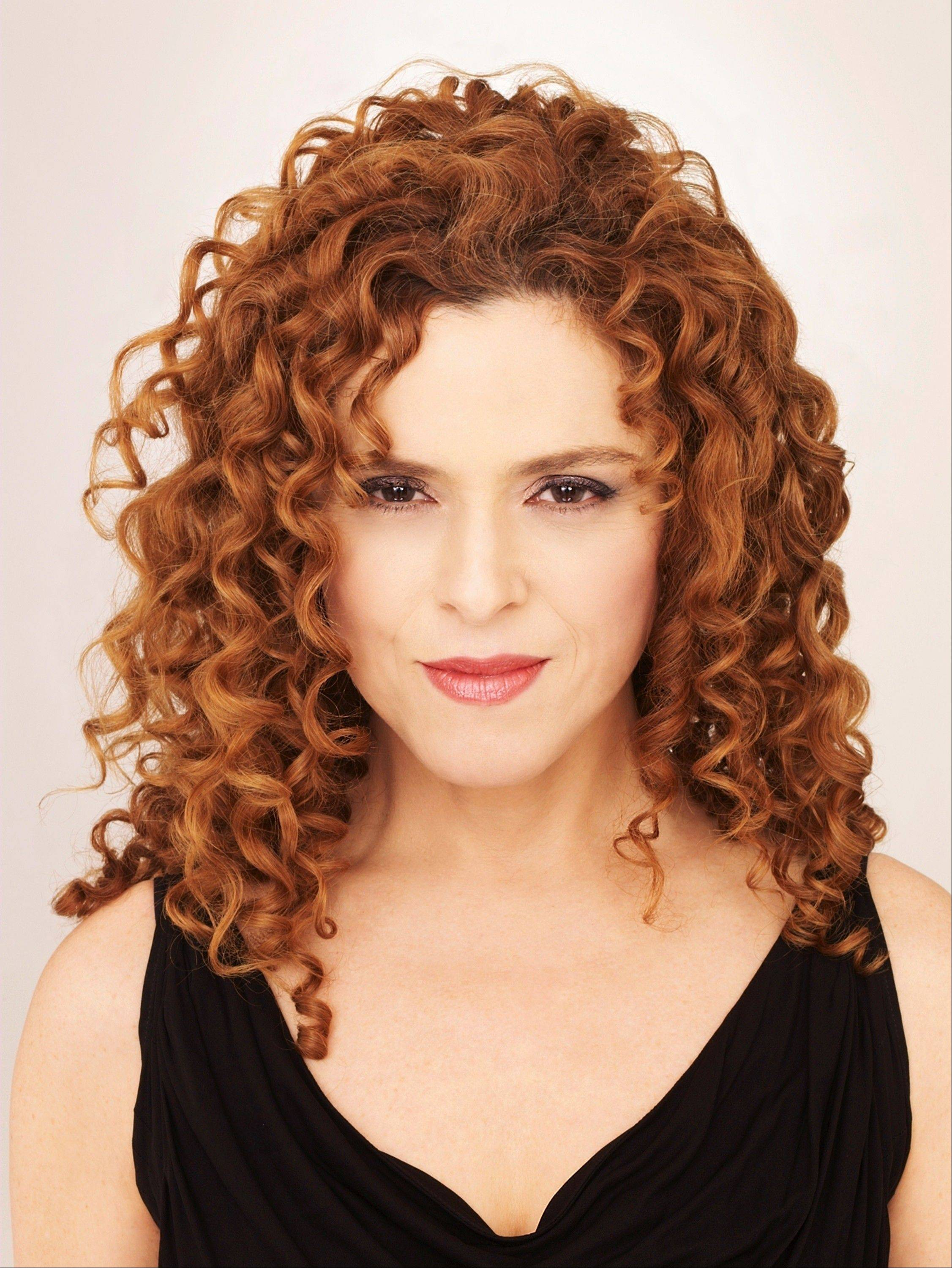 Tony Award-winning Broadway star Bernadette Peters will perform at North Central College's Wentz Concert Hall on Thursday, Oct. 25.
