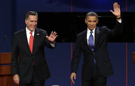 The pressure is on President Barack Obama to deliver a Goldilocks performance in the second debate: Not too cool, as he was in his first, listless encounter with Mitt Romney. And not too hot, as some critics styled Vice President Joe Biden in his faceoff with Paul Ryan.