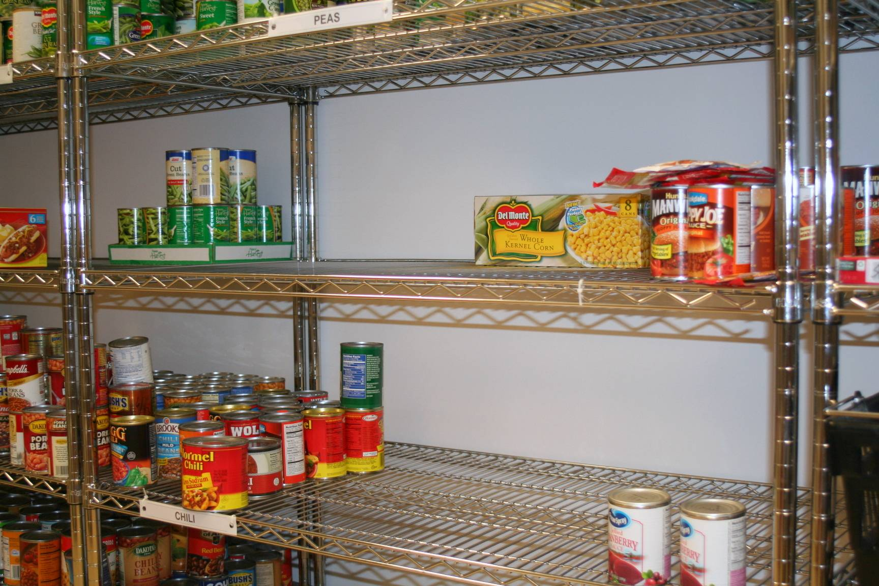 Mount Prospect Food Pantry
