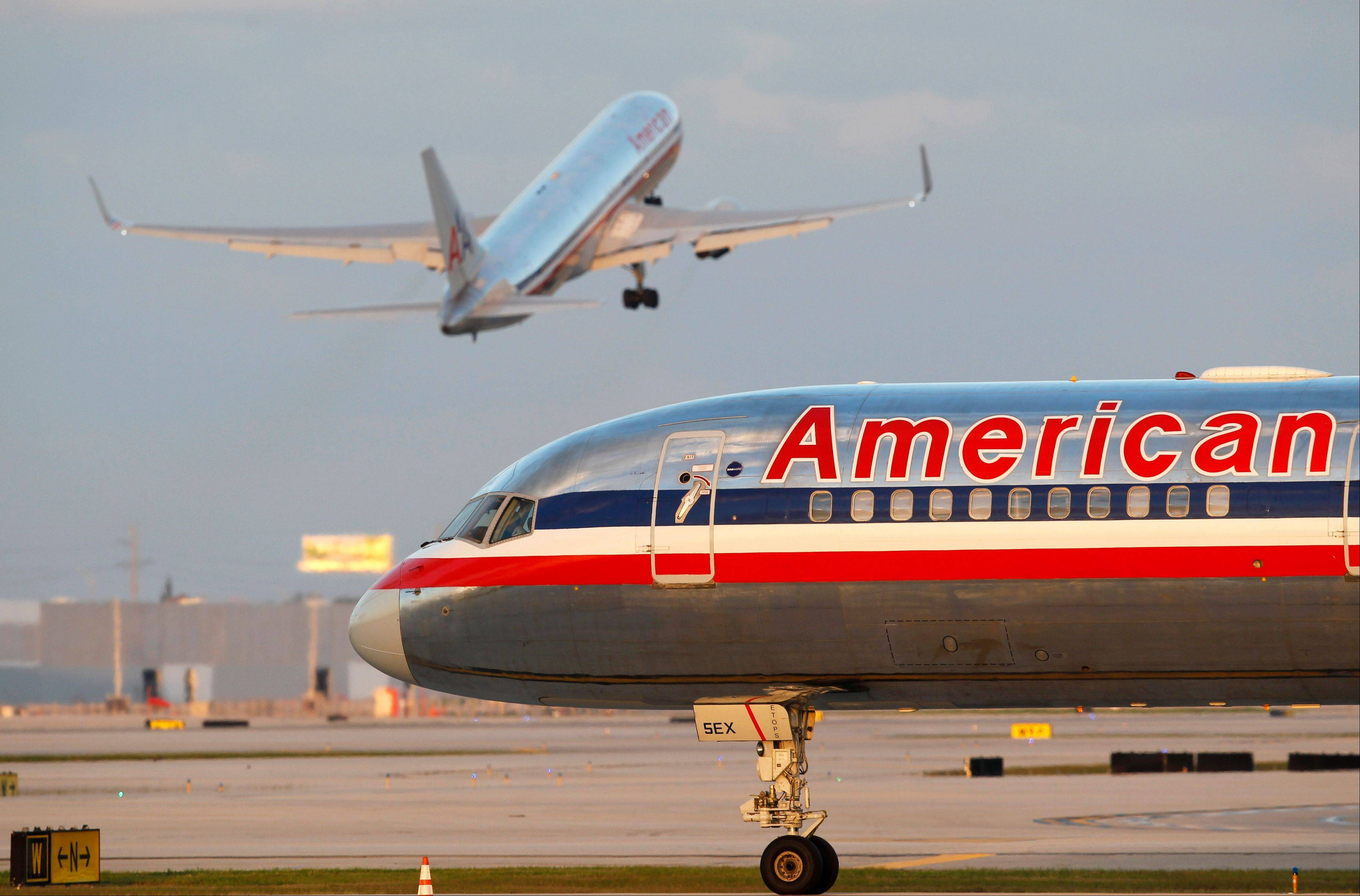 Associated PressAmerican Airlines parent company AMR says Wednesday, Oct. 17, 2012, it lost $238 million in the third-quarter on employee severance costs and other charges related to its bankruptcy. Without those charges, the Fort Worth, Texas, company would have posted an operating profit as it paid less for fuel and benefited from a partnership that boosted traffic overseas.