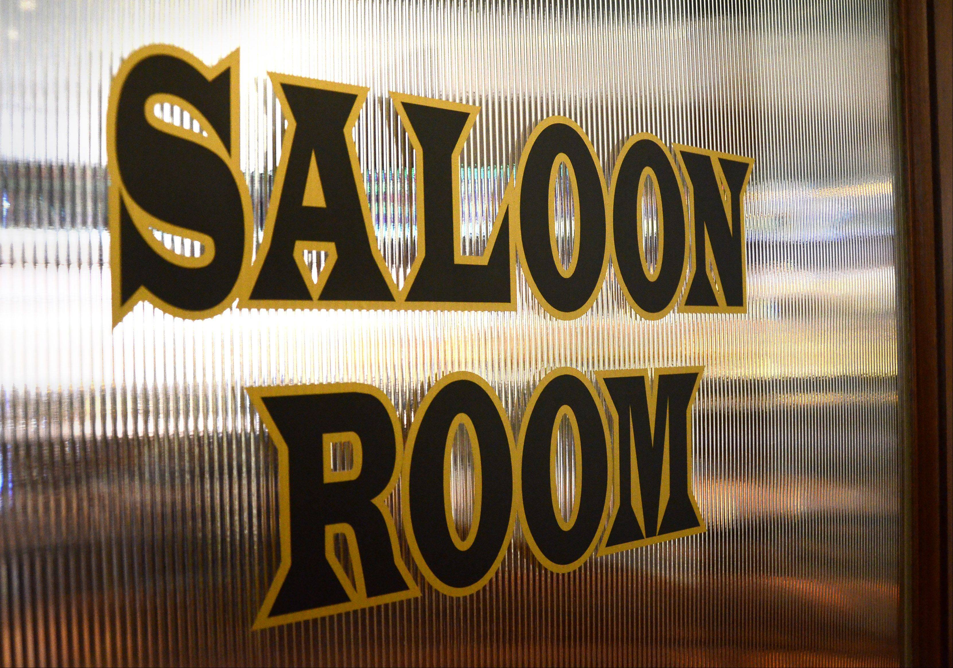 BlackFinn American Grill in Mount Prospect features a spacious room and saloon where patrons can enjoy dinner or drinks.