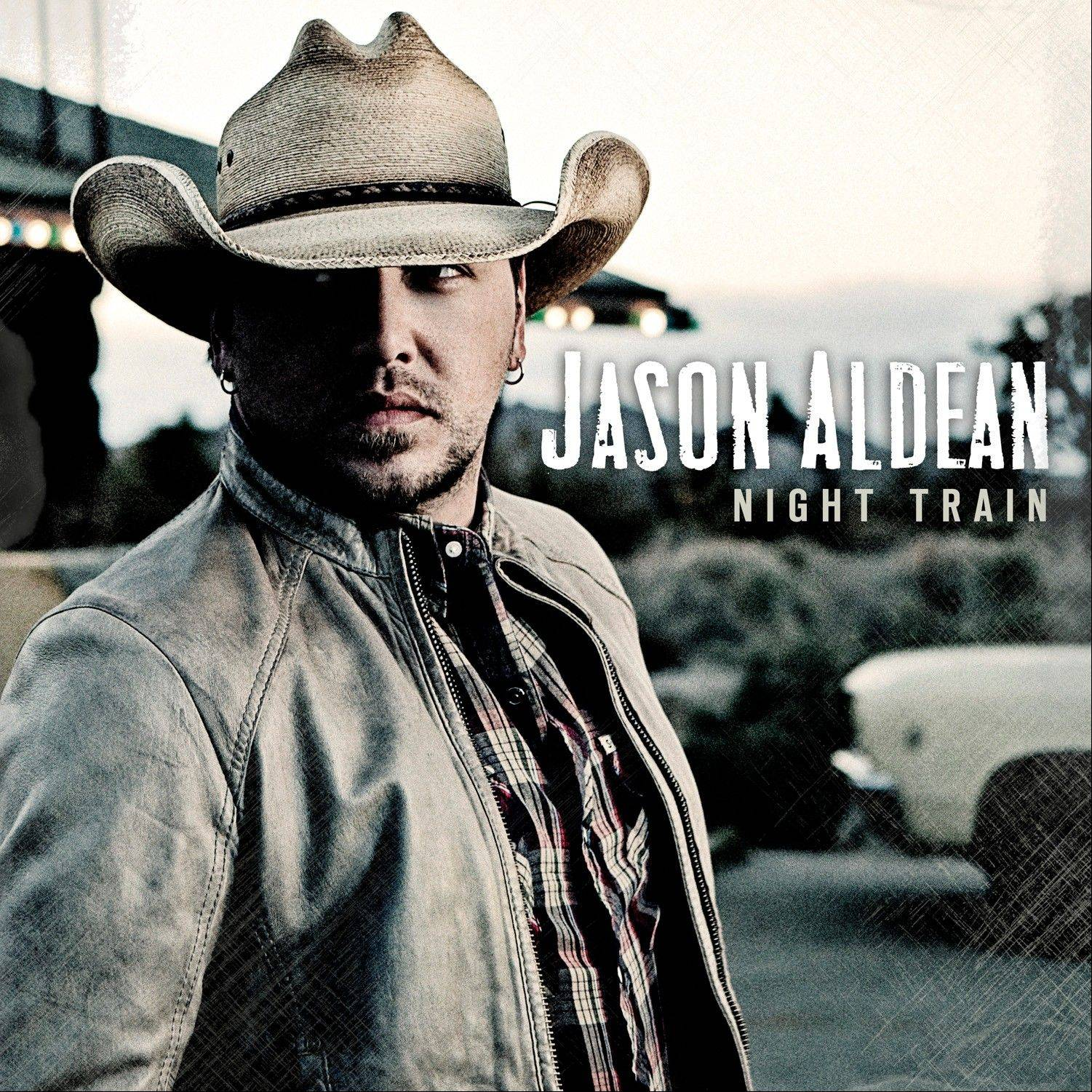 All aboard Jason Aldean's 'Night Train'