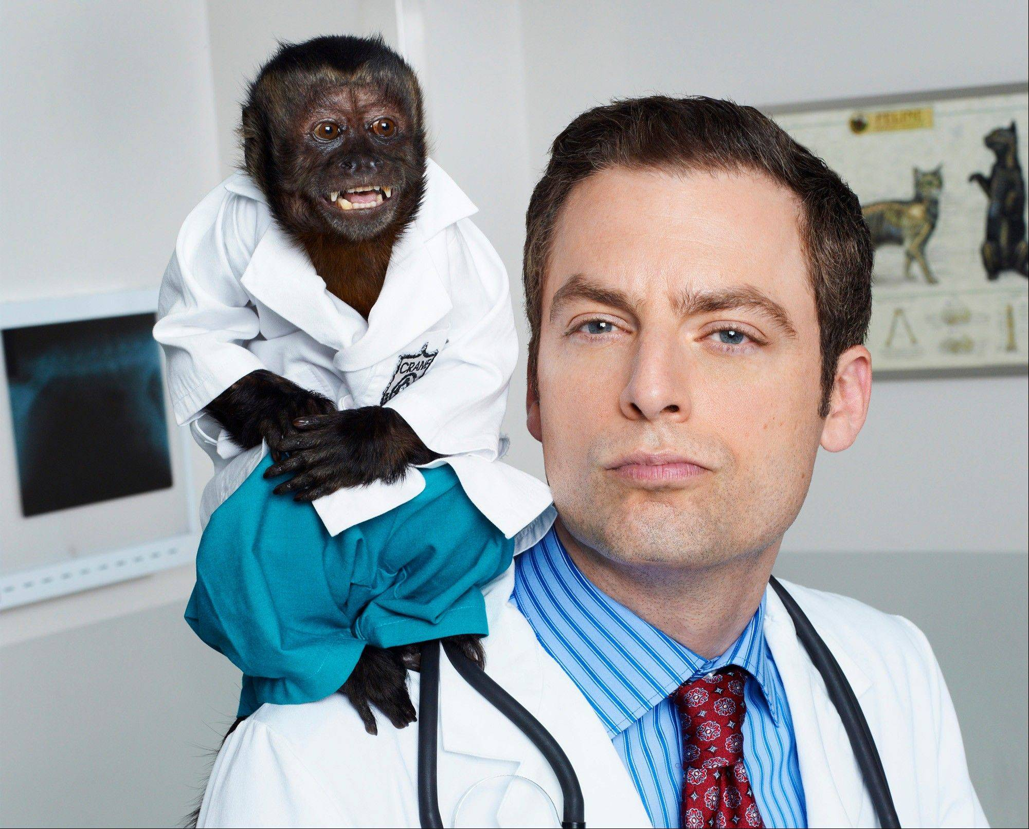 "The NBC comedy ""Animal Practice,"" starring Crystal as Dr. Zaius and Justin Kirk as Dr. George Coleman, was canceled by the network Thursday."
