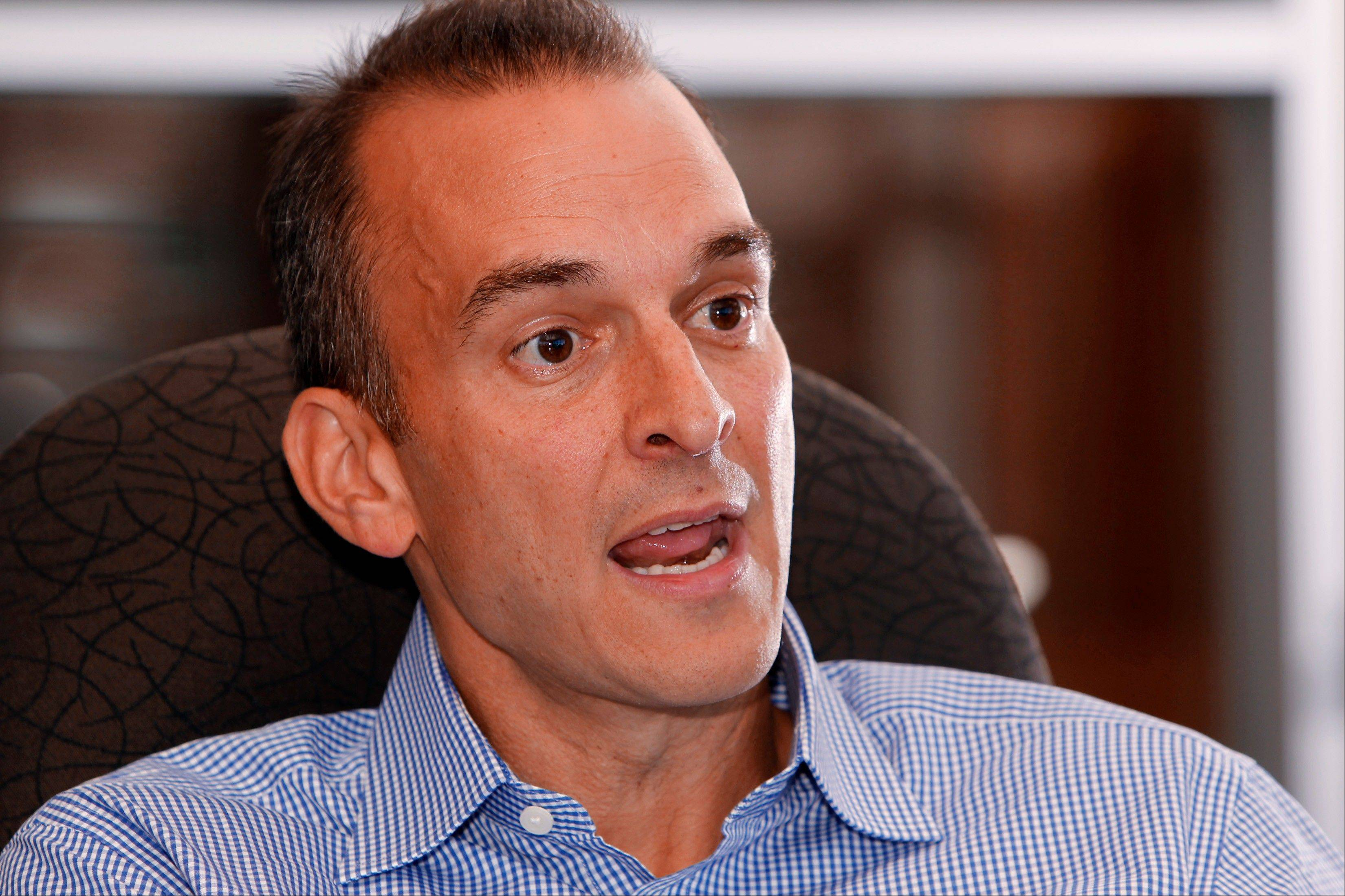 Travis Tygart, the CEO of the U.S. Anti-Doping Agency, says his mission is to make sports a sanctuary for finding out who's most talented and who worked the hardest, not who's the best cheater. Most recently, that mission has led him to spearhead the case that's ended lance Armstrong's cycling and triathlon careers.