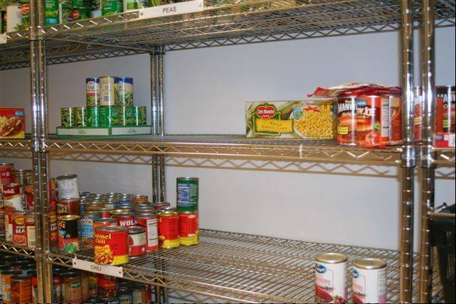 Mount Prospect leaders are asking residents to help stock the village's food pantry shelves in time for the holidays.