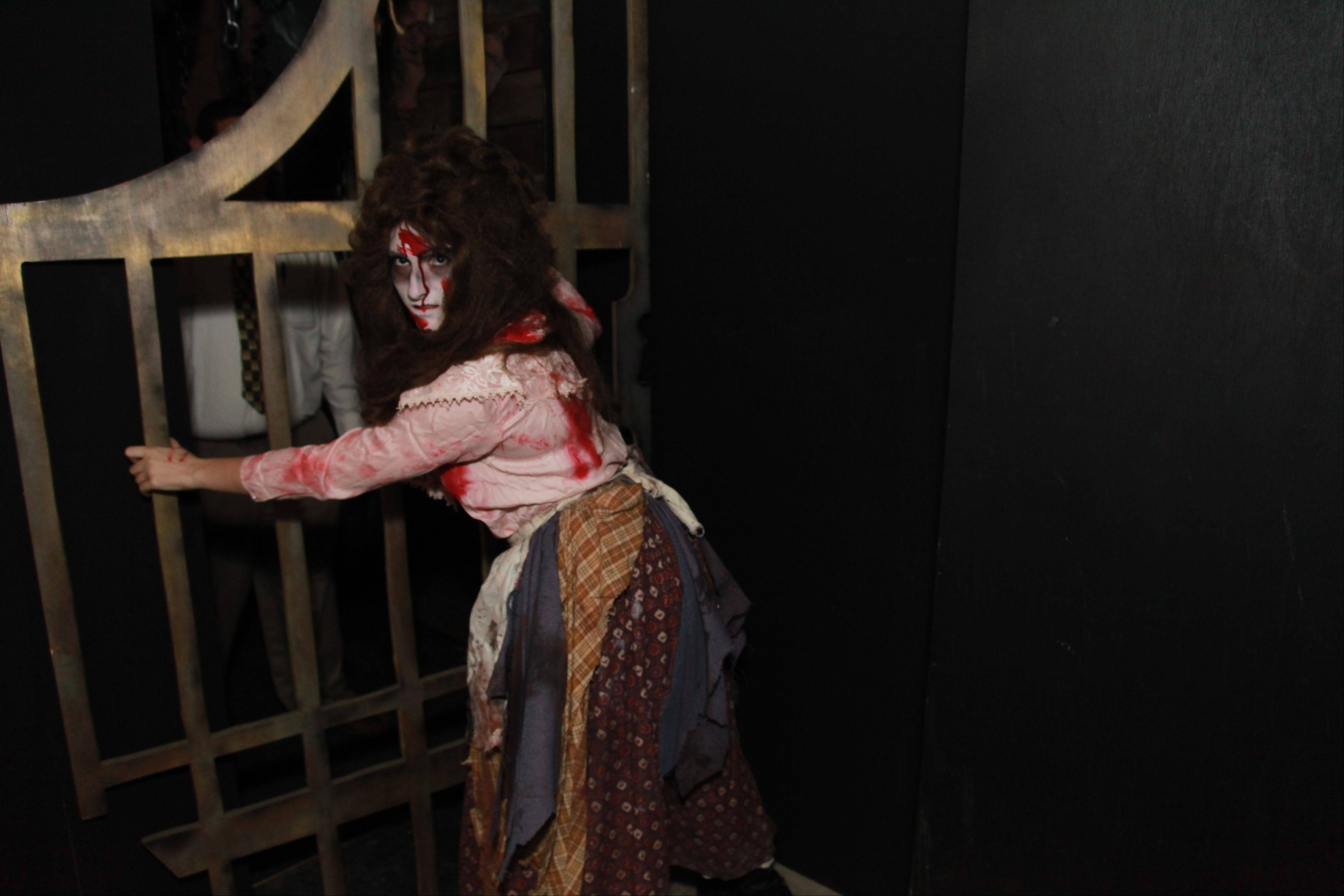 Screams in the Park is one of many elaborate, cinematic and sophisticated haunted houses ready to scare the daylights out of suburbanites this Halloween season.