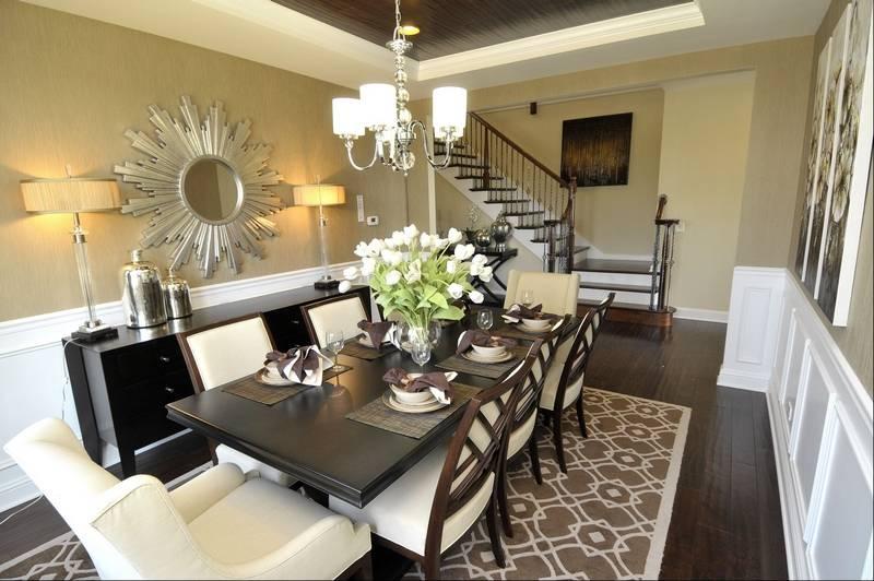 A Neutral Palette Of White Creams And Browns With Silver Accents Creates Calm Ambience