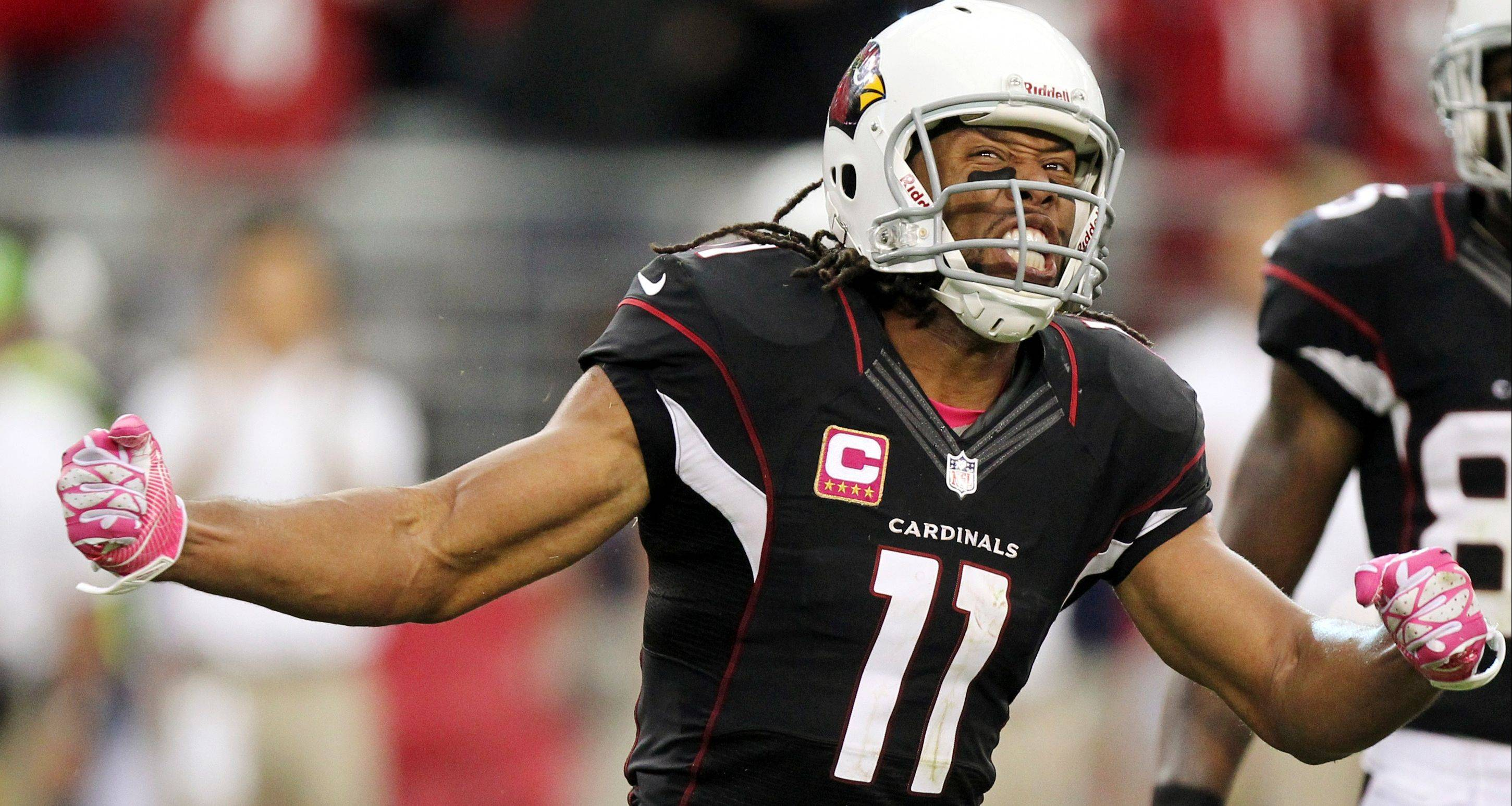 John Dietz believes Cardinals WR Larry Fitzgerald will not post numbers fantasy owners are used to seeing the rest of this season.