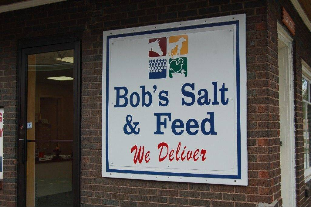 Small pet owners and wild animal enthusiasts have found products that better fit their needs at Bob's Salt and Feed.