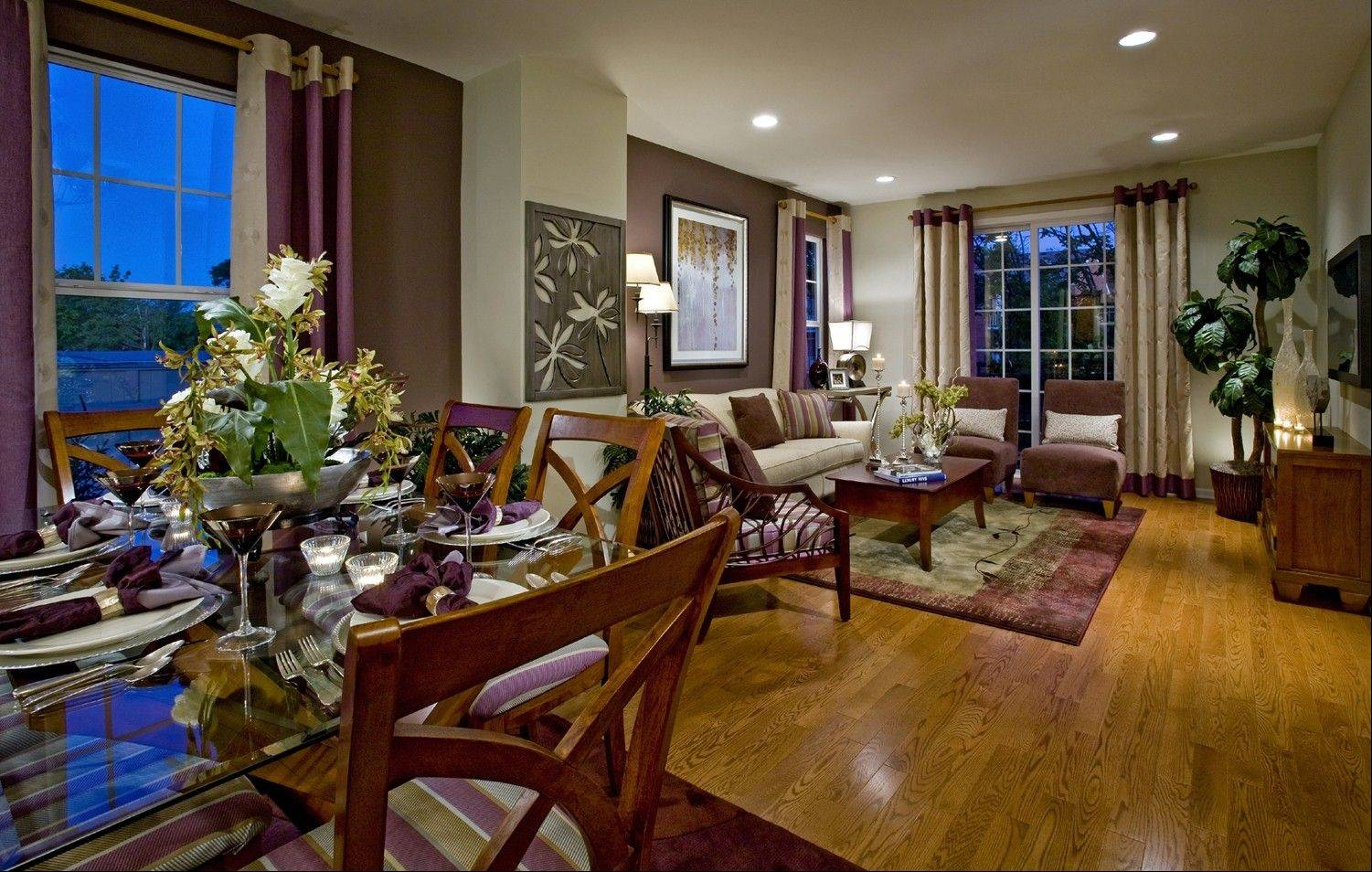 Lexington Homes has six row homes featuring two or three bedrooms, available at their Lexington Park2 community in Des Plaines.