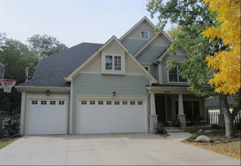 This craftsman-style home is in the West Highlands area near downtown Naperville.