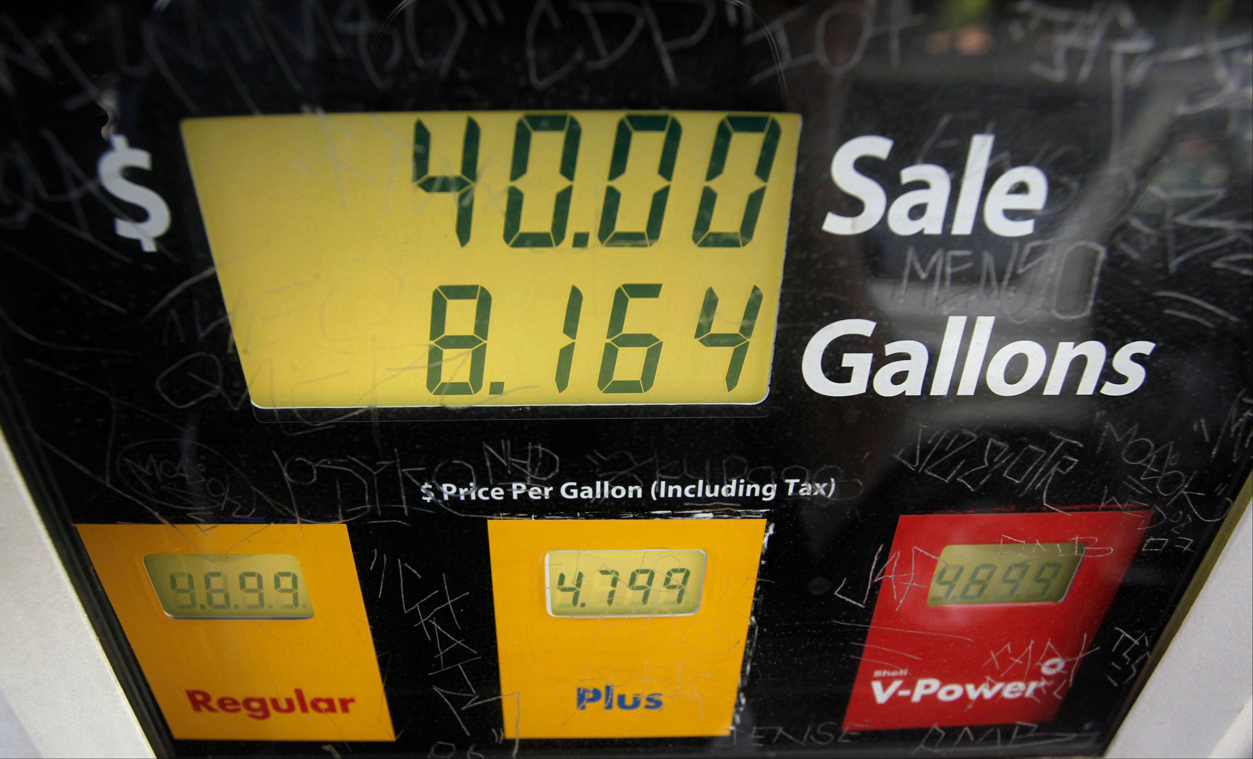 At long last, gas prices are falling across the U.S. In the last two weeks, prices fell 8.46 cents to $3.7529 a gallon.