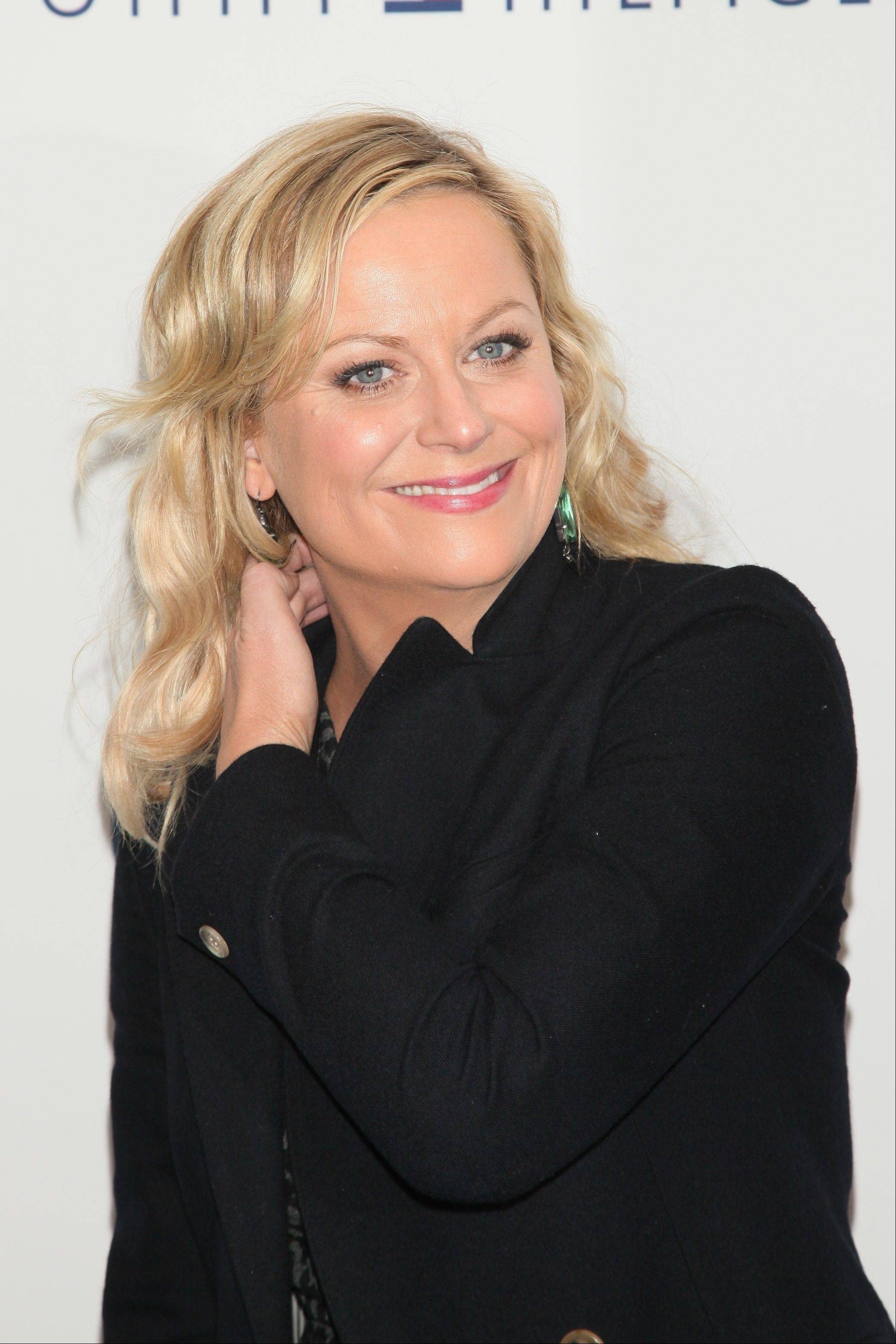 "This year's ""Night of Too Many Stars"" featured many familiar comic faces, like Amy Poehler (shown) and Tina Fey, who auctioned off the chance to be their best friend for the night."