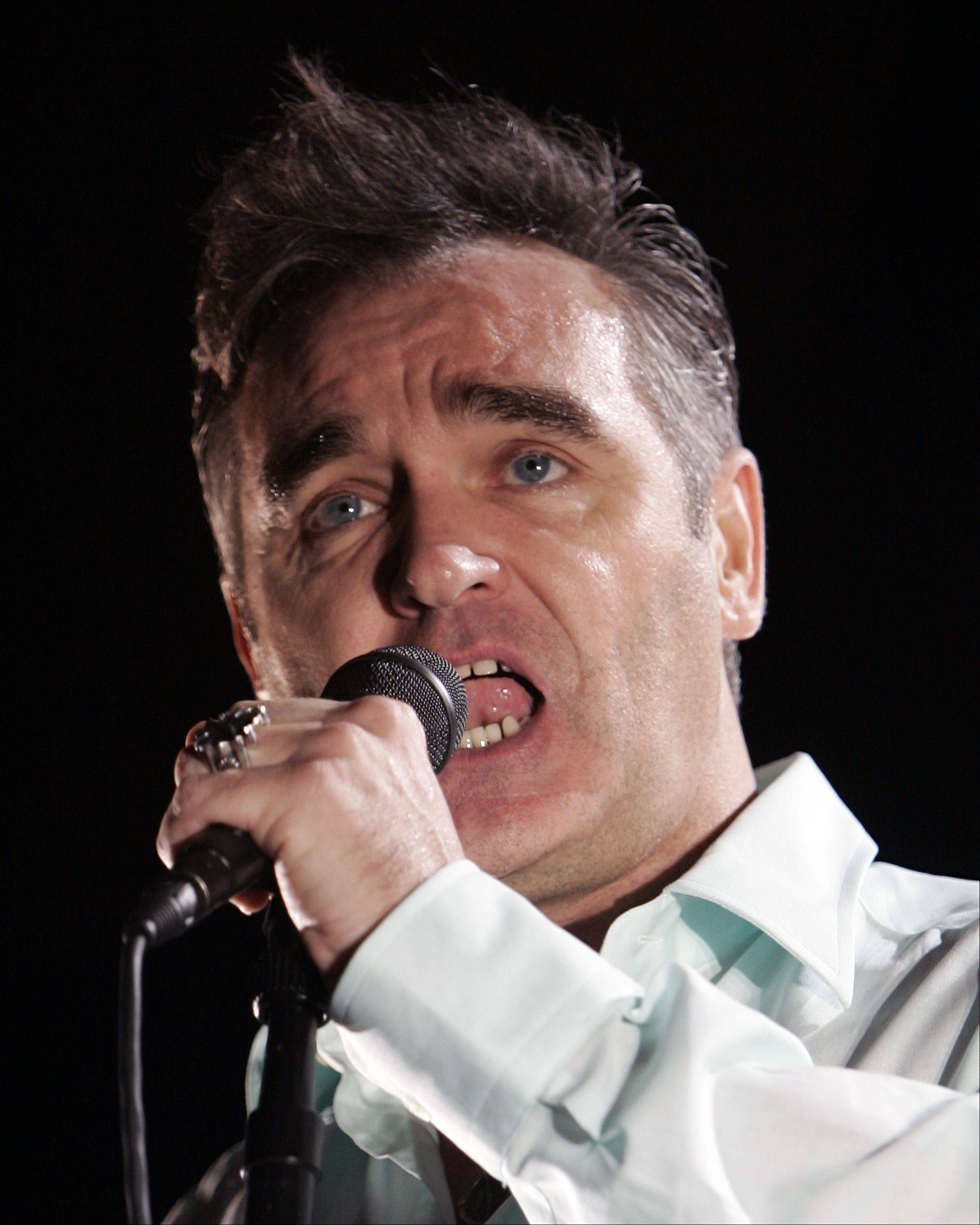 British singer and songwriter and the former frontman for The Smiths, Morrissey, has postponed concert dates in Pittsburgh, Columbus, Flint and Chicago due to an illness in the family. Ticketholders are asked to keep their tickets until a rescheduled date is announced.
