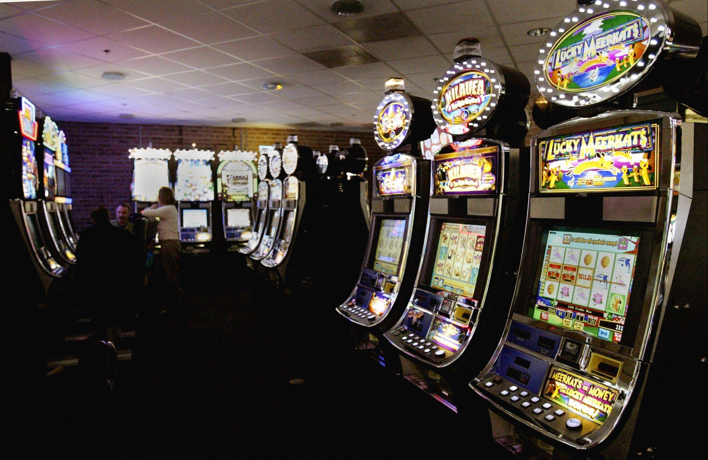 Another gambling vote could be coming up this November in Illinois, this time on overriding Gov. Pat Quinn�s veto of a bill that would allow slot machines at race tracks as well as new casinos.