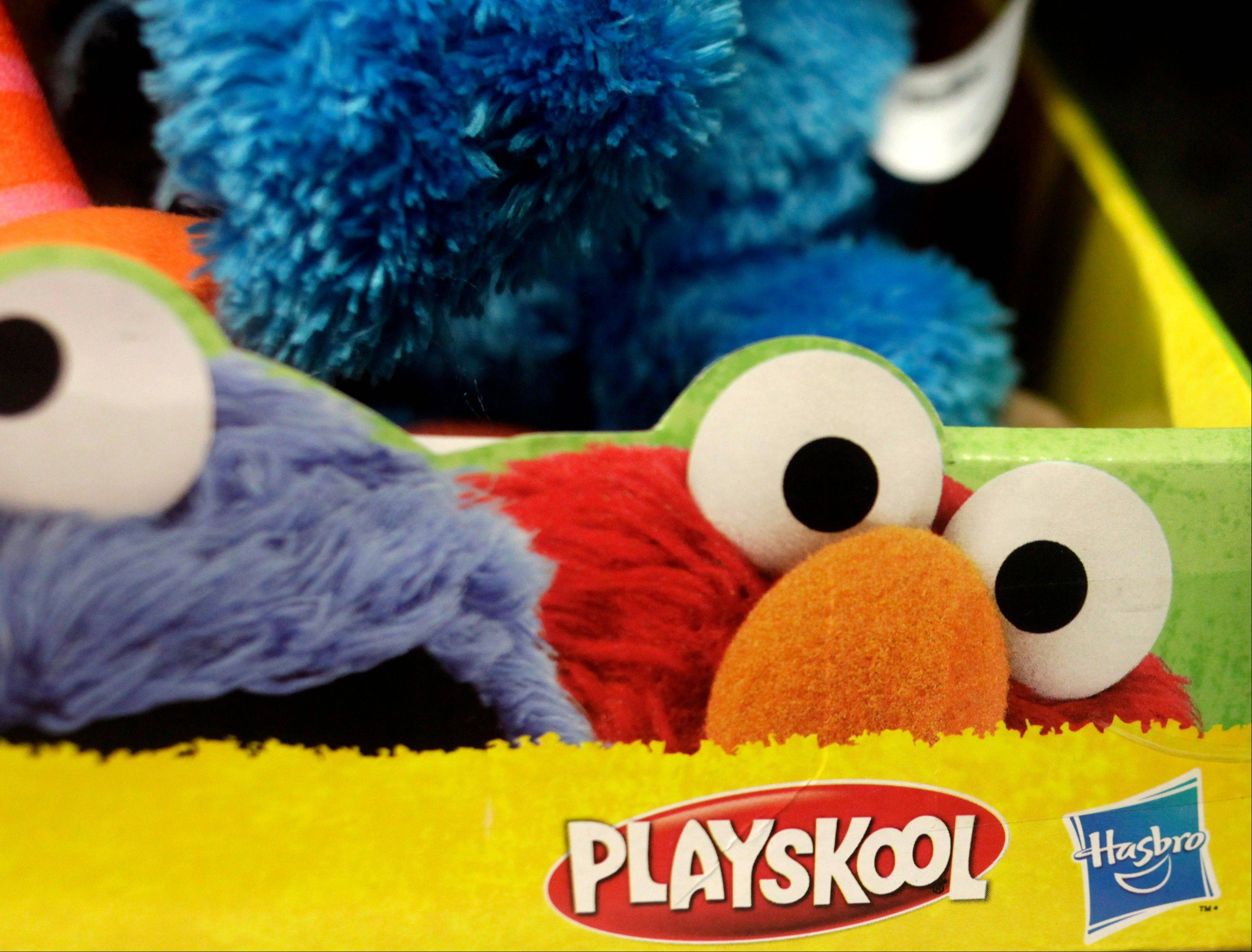 Hasbro Inc. announced that its third-quarter net income was down by 4 percent. But the Pawtucket, R.I.-based company remains confident heading into the critical holiday season, which is when toy makers can earn up to 40 percent of annual revenue.