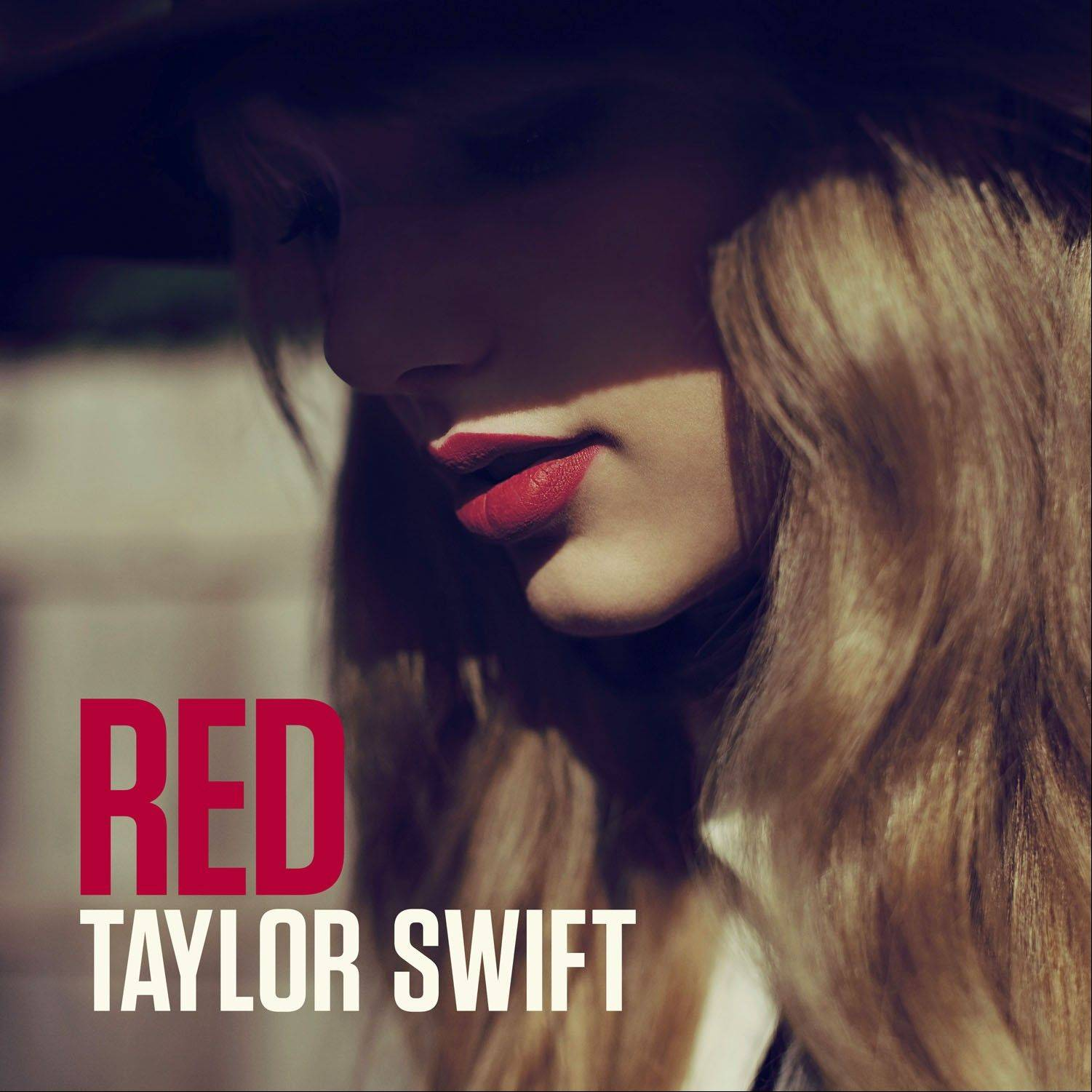 "Taylor Swift's newest album ""Red."""
