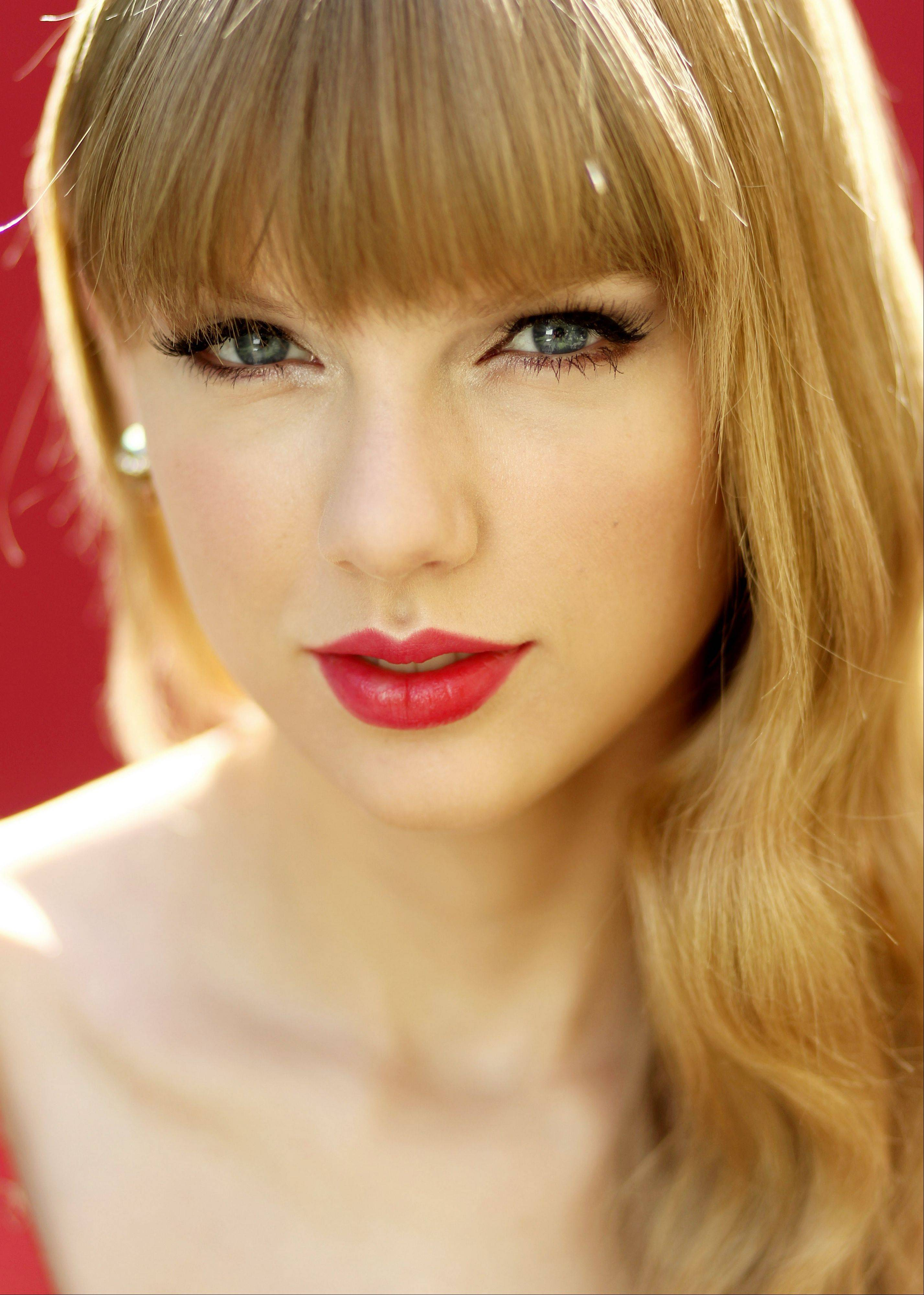 "Taylor Swift has released her new album, ""Red."""