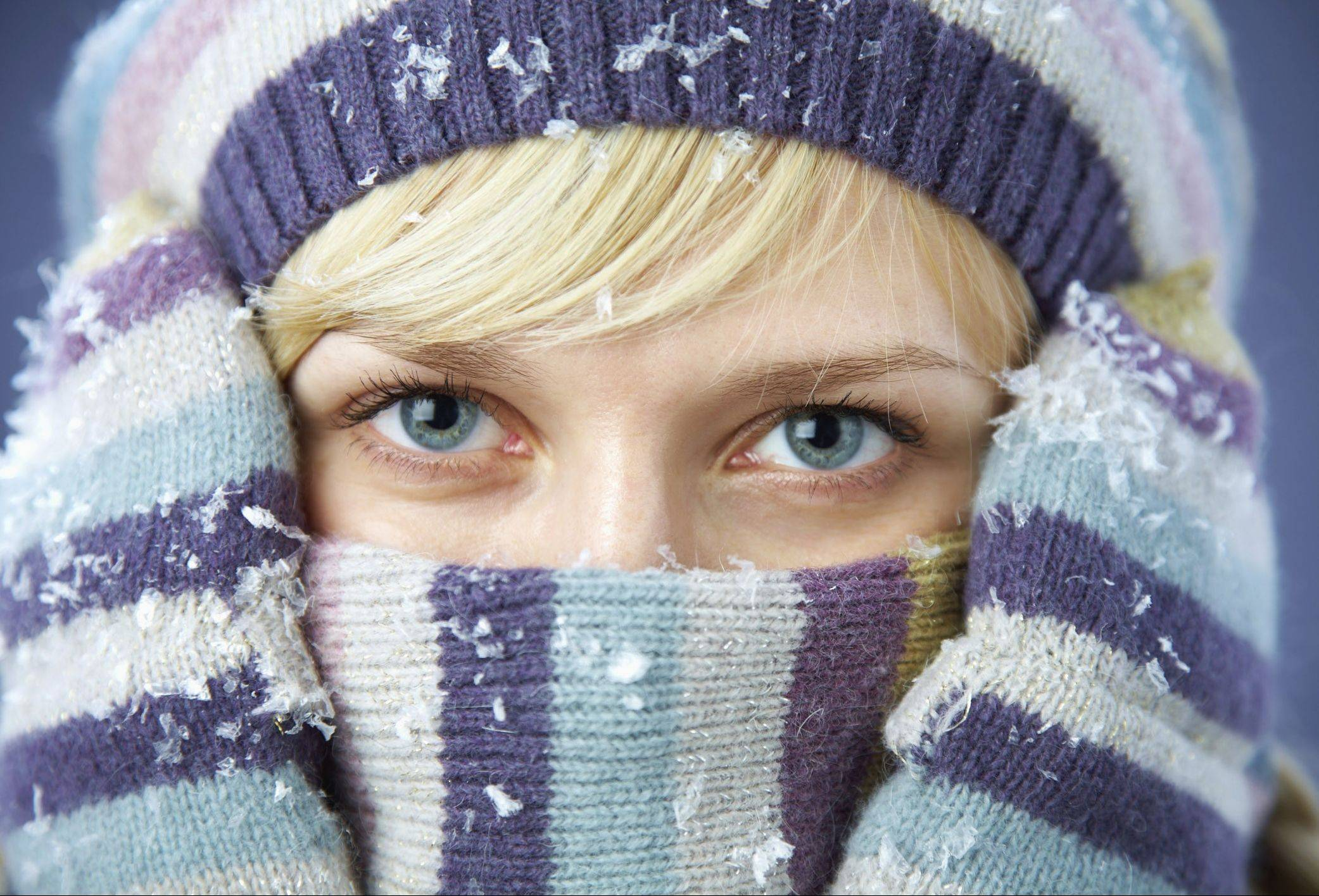 Winter is on its way. Is your body winterized?