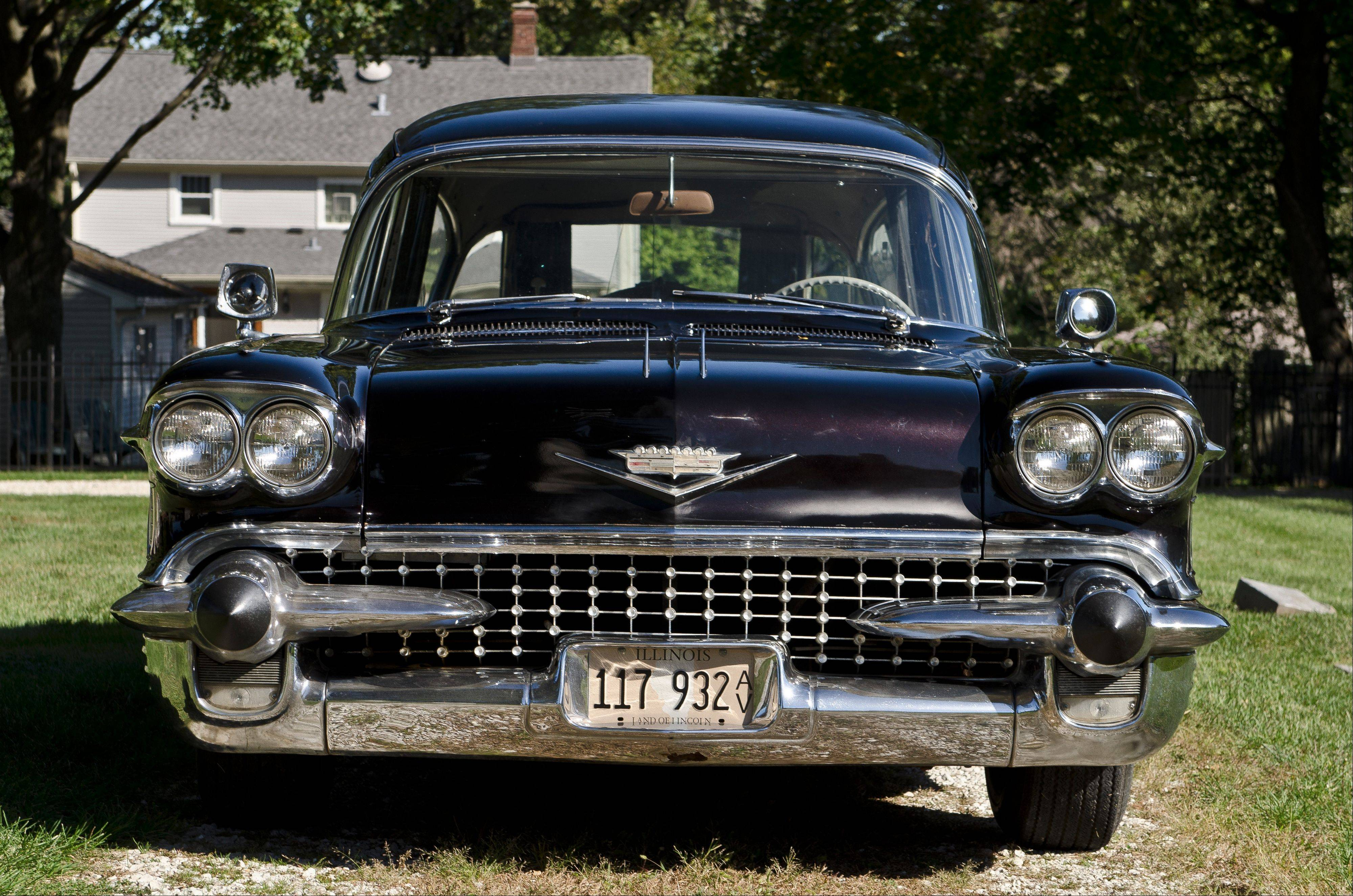 The Cadillac Series 86 commercial chassis cost $9,956 new in 1958.