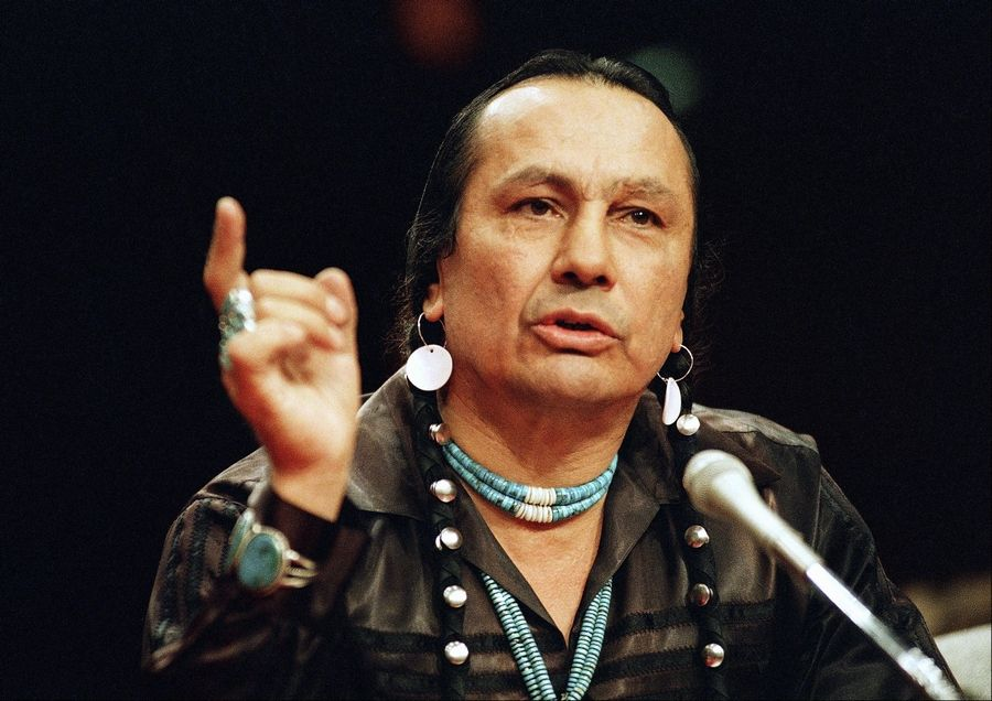 Russell Means, Indian activist, actor, dies at 72