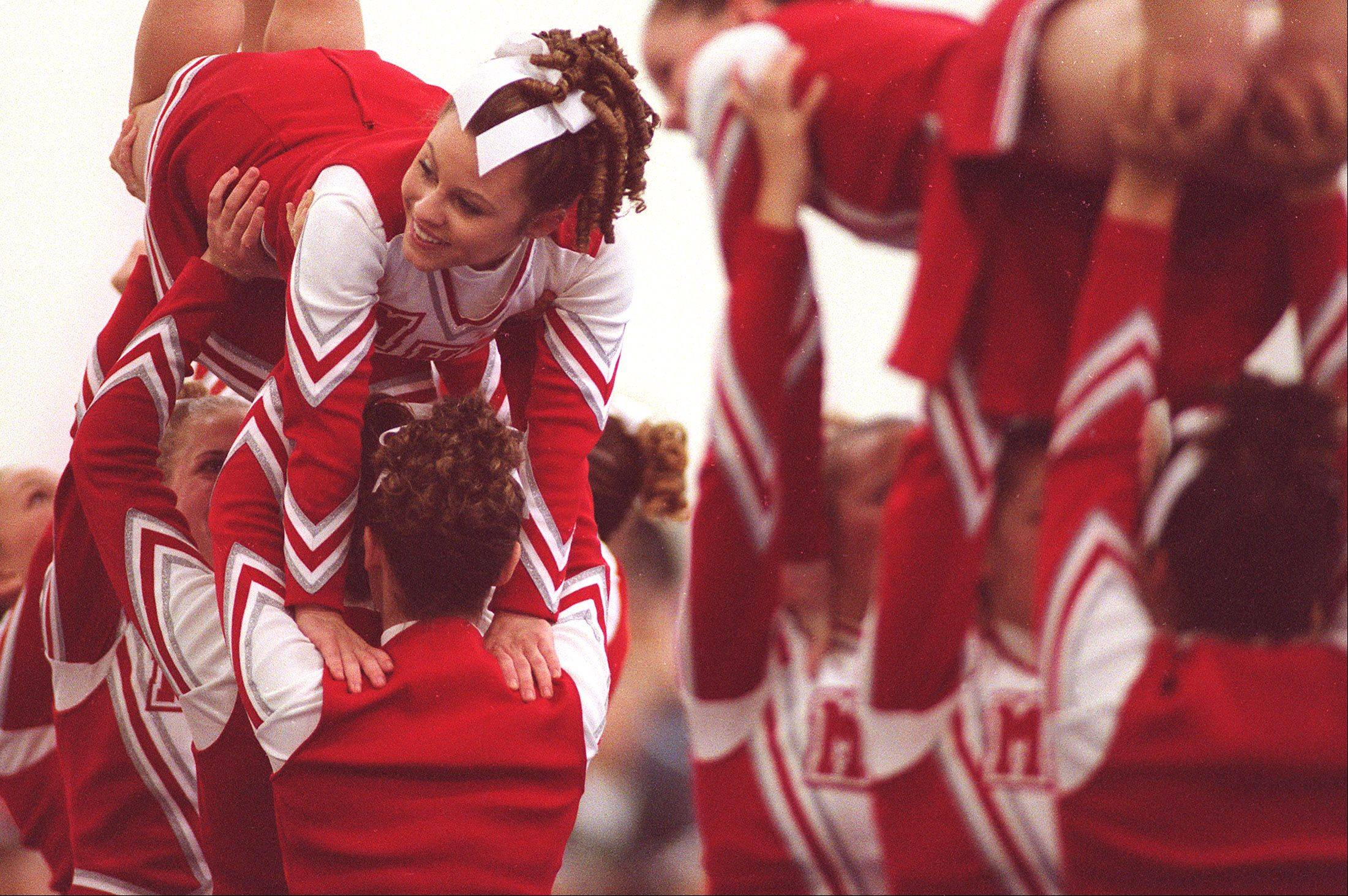 In a new policy statement released online Monday in the journal Pediatrics, the American Academy of Pediatrics says school sports associations should designate cheerleading as a sport, and make it subject to safety rules and better supervision.