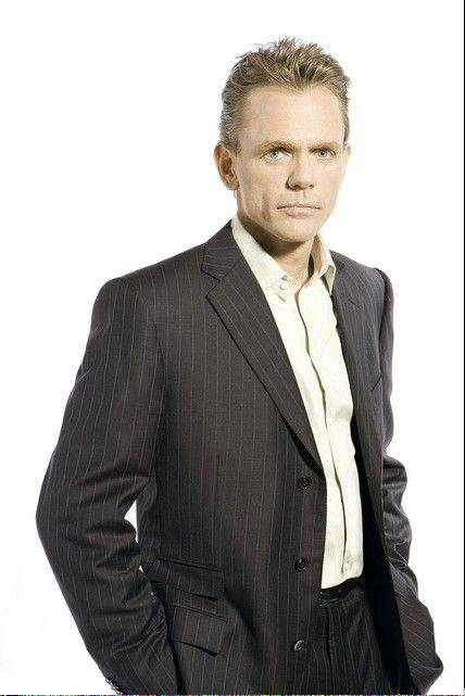 Comedian/actor Christopher Titus stars at the Improv Comedy Showcase in Schaumburg.