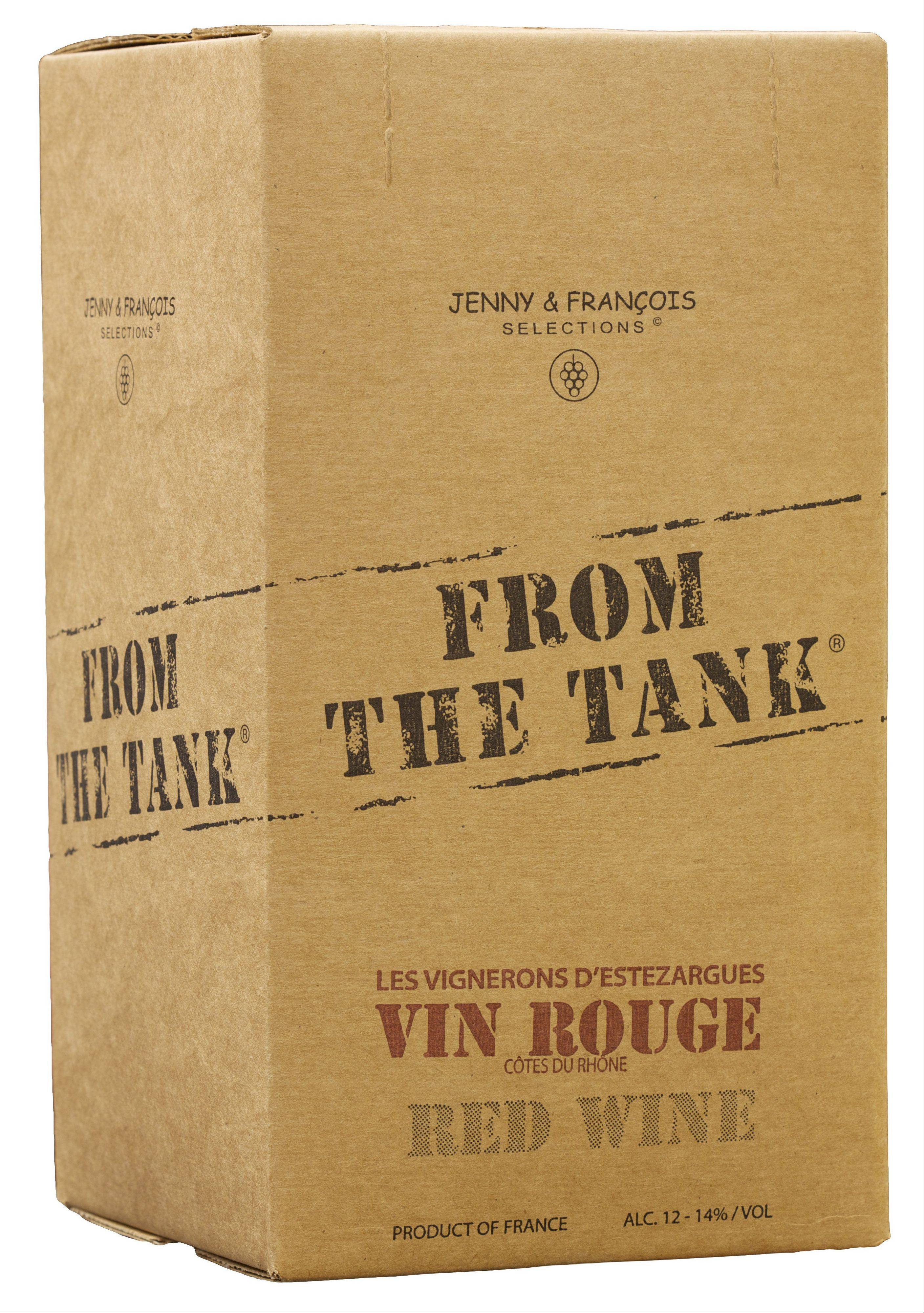 Wine of the Week: From the Tank Cotes du Rhone