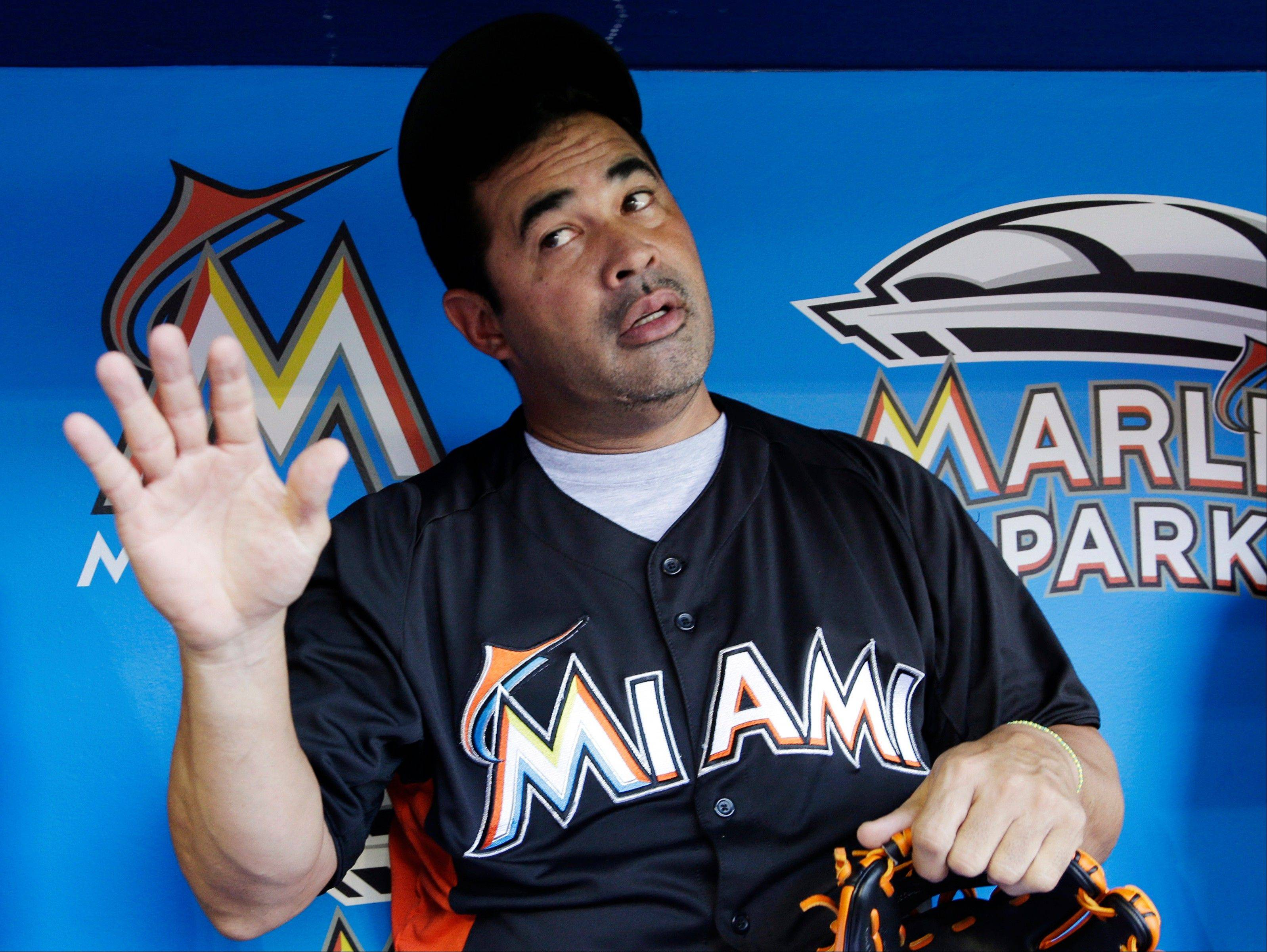 It was only a matter of time before Marlins manager Ozzie Guillen self-destructed in Miami. Guillen, who managed the White Sox to a World Series title in 2005, was fired Tuesday after one year as manager of the last-place Marlins.