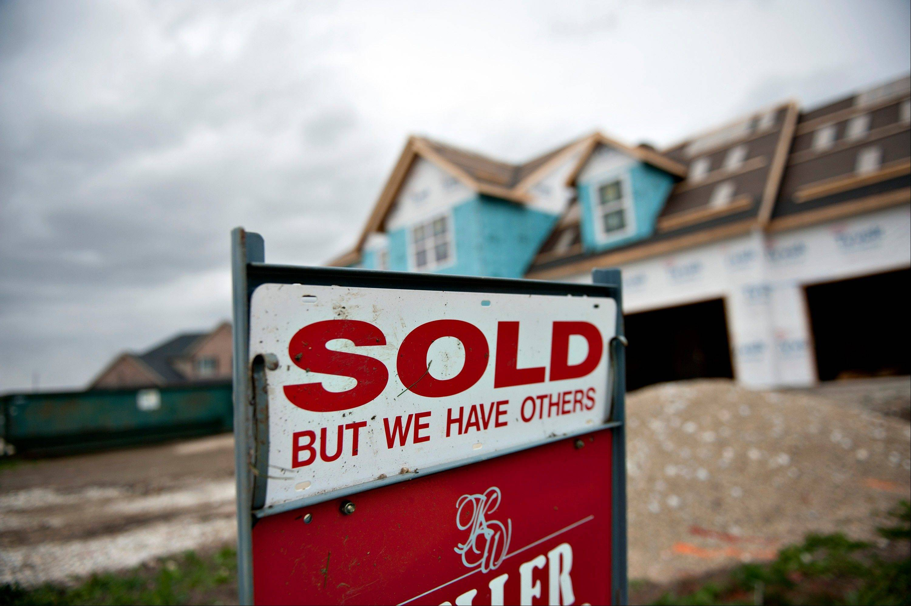 U.S. sales of new homes jumped last month to the highest level in more than two years, further evidence of a sustained housing recovery that could help lift the lackluster economy.