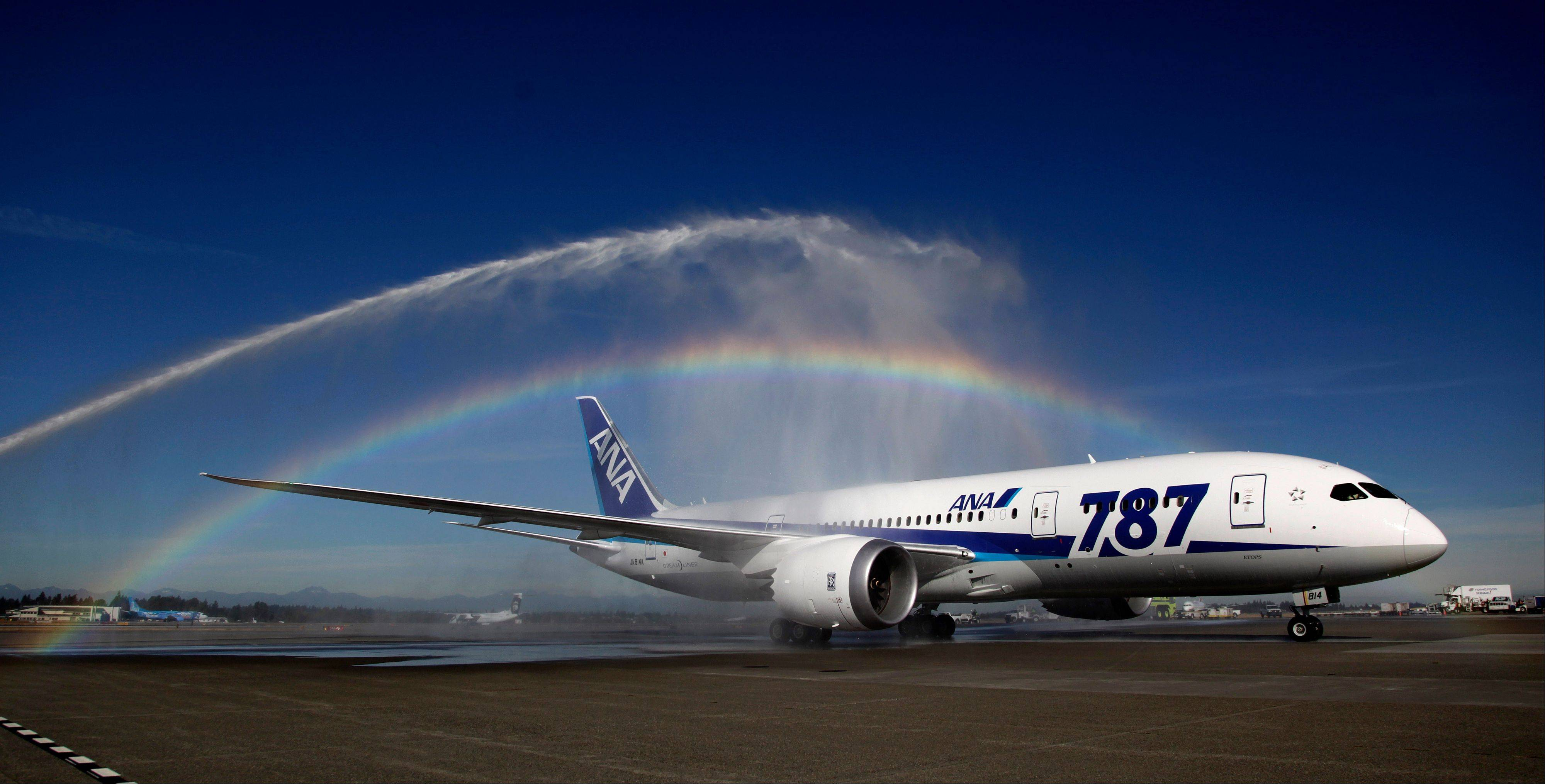 Boeing's commercial airplanes unit saw operating earnings rise 6 percent to $1.15 billion for the quarter. It delivered 149 planes during the most recent quarter, up from 127 a year ago. Boeing delivered its first 787 last year and has been speeding up deliveries in earnest. It is also speeding production of its profitable 777.