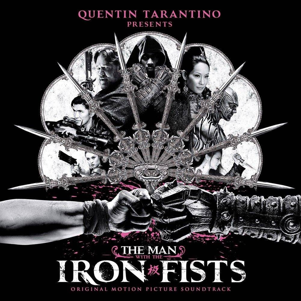 """The Man With the Iron Fists"""