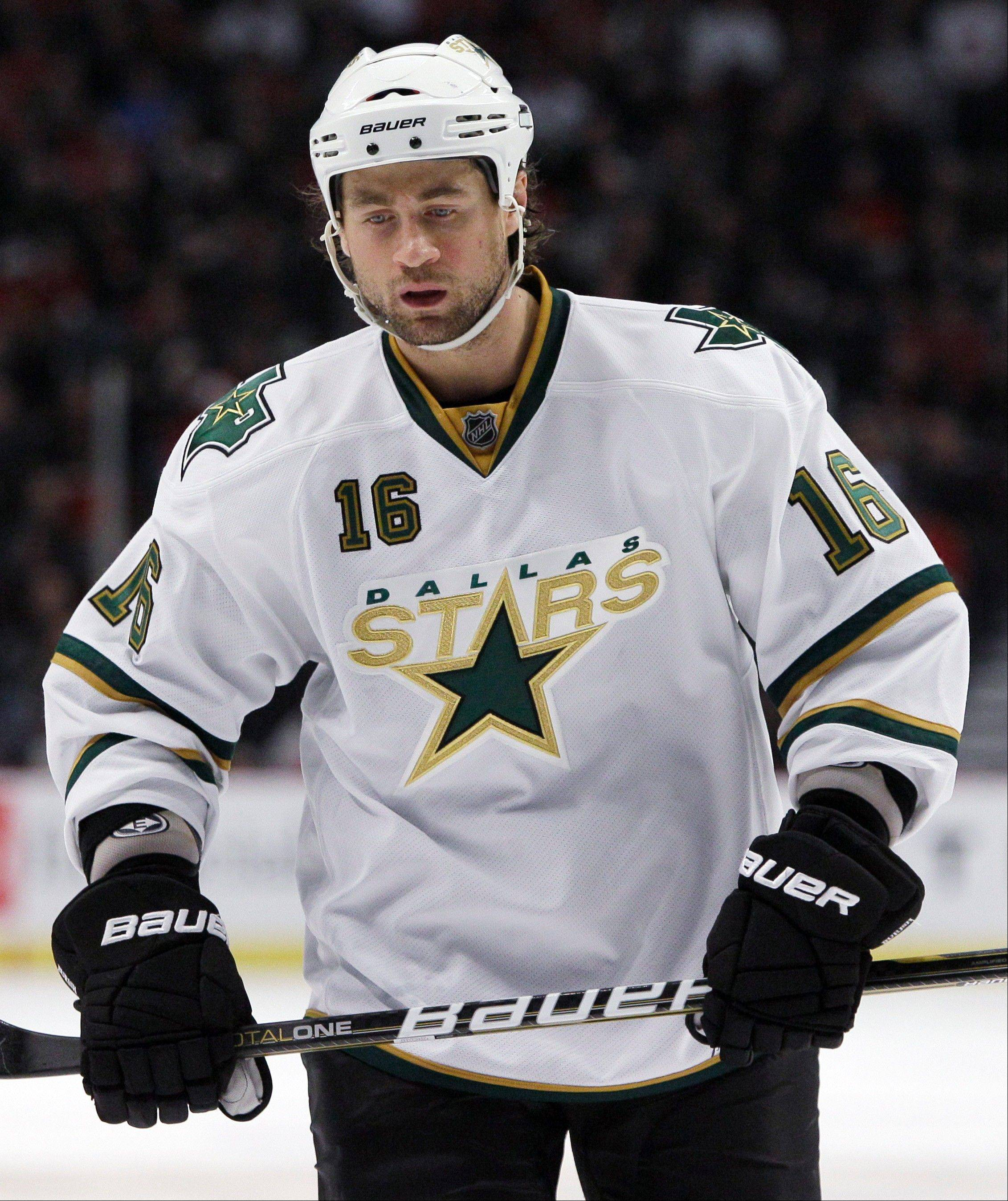 With the NHL lockout dragging on, Adam Burish (above) decided to ask a few of his friends to get together for a charity hockey game. Friday at Allstate Arena, many members of the 2010 Blackhawks Stanley Cup champions will reunite to play an exhibition against other NHL stars.
